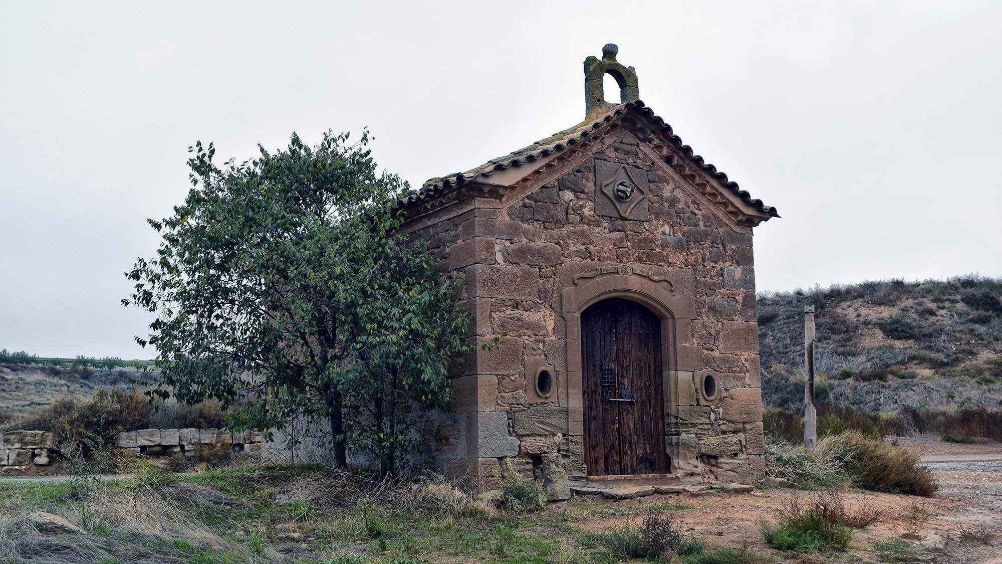 Capilla Santa Magdalena de Sió