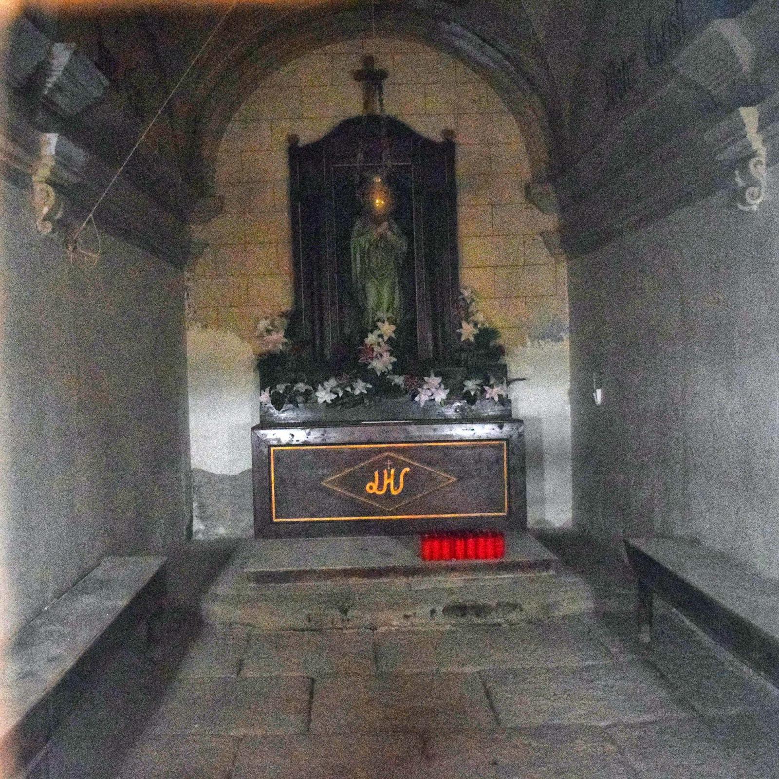 Capilla de Santa Magdalena de Sió