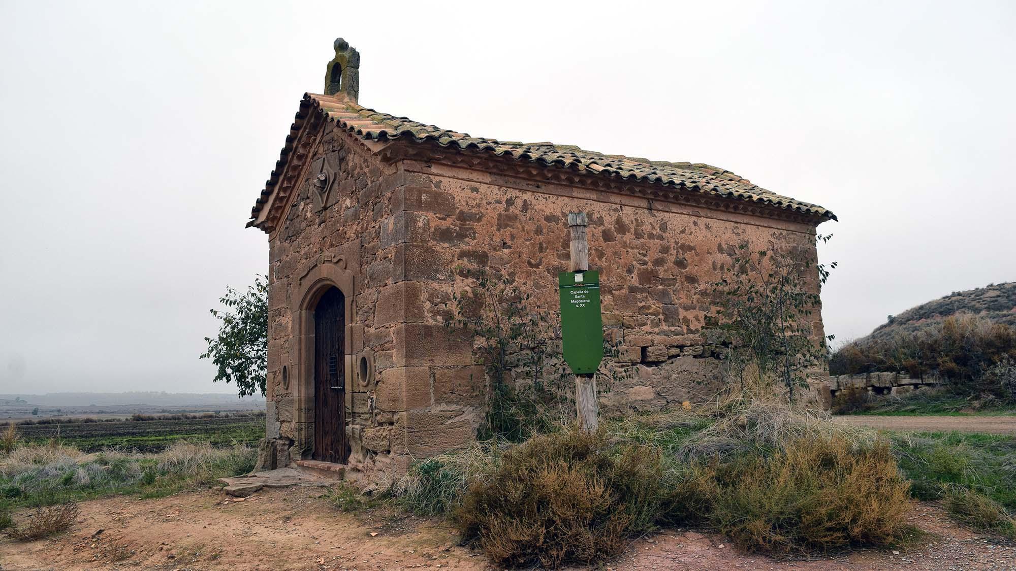 Chapelle de Santa Magdalena de Sió