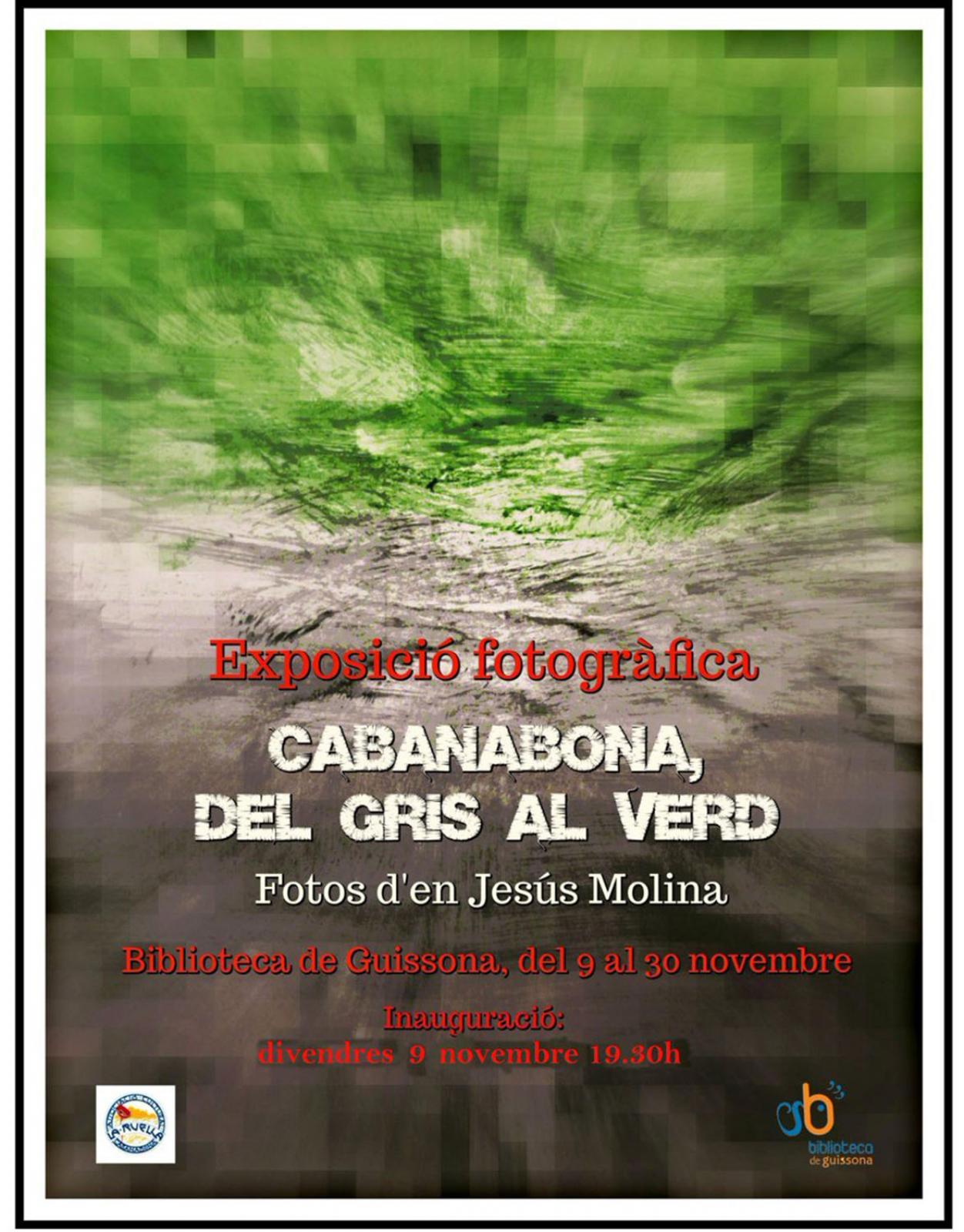 Exposició fotogràfica 'Cabanabona, del gris al verd'