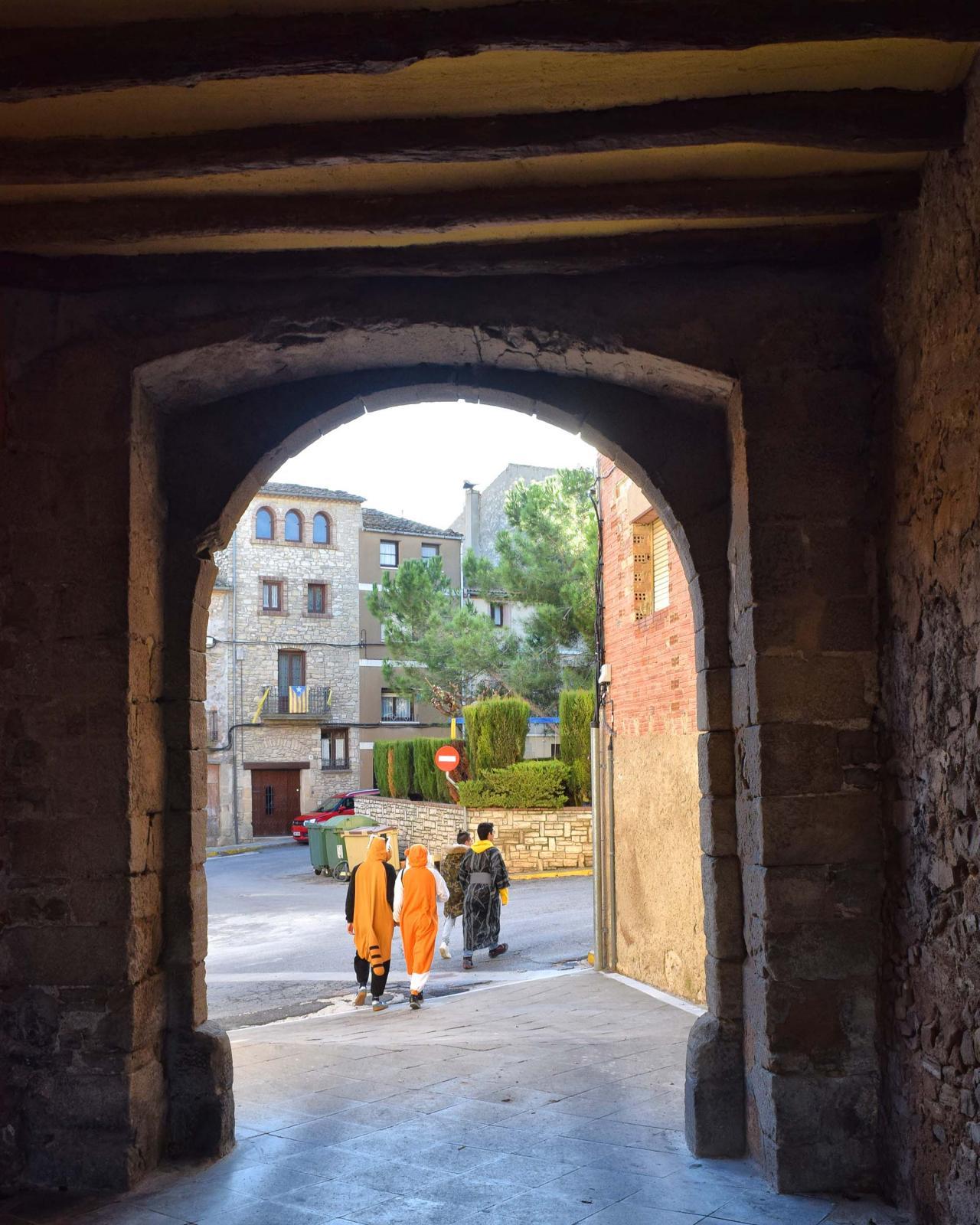 Portal of Martí