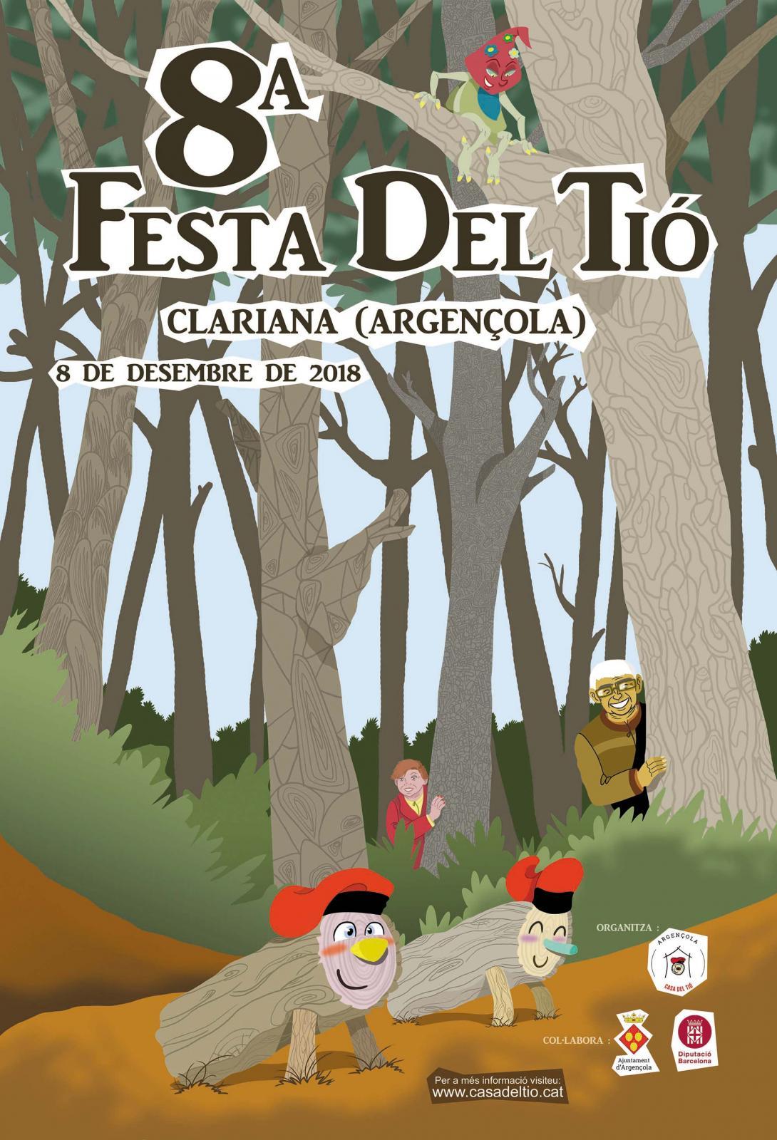 8a Festa i Mercat del Tió d'Argençola