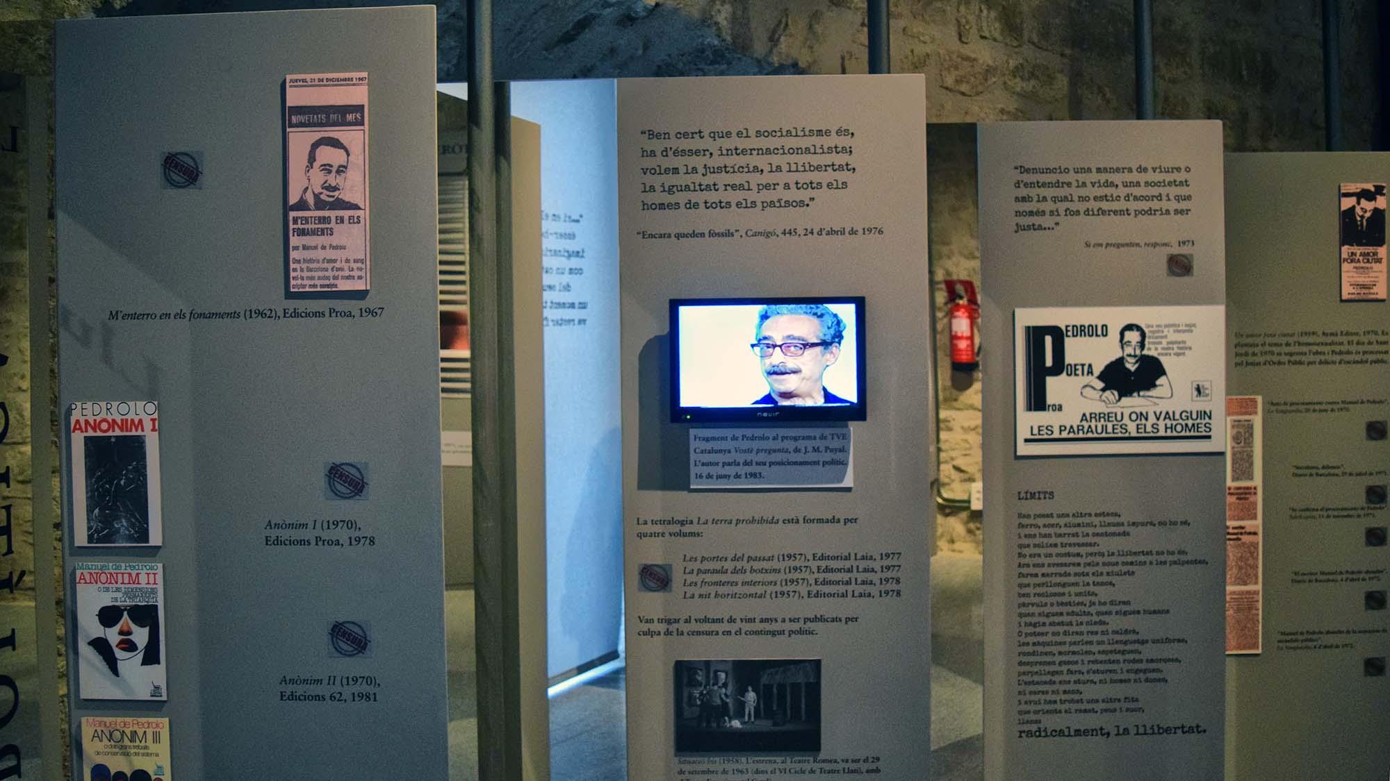 Museo de Espai Pedrolo