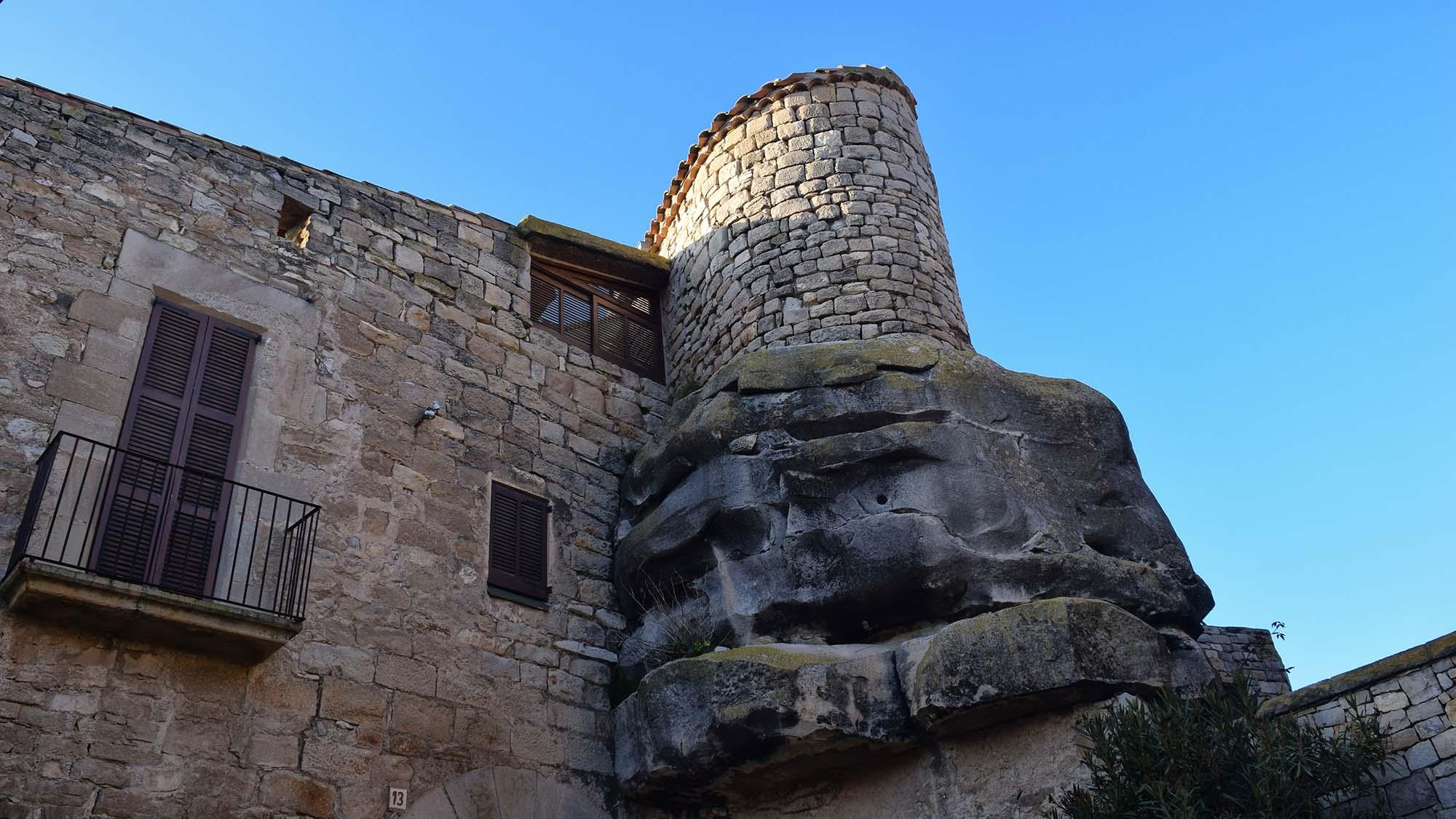 Castle of Rocafort de Vallbona