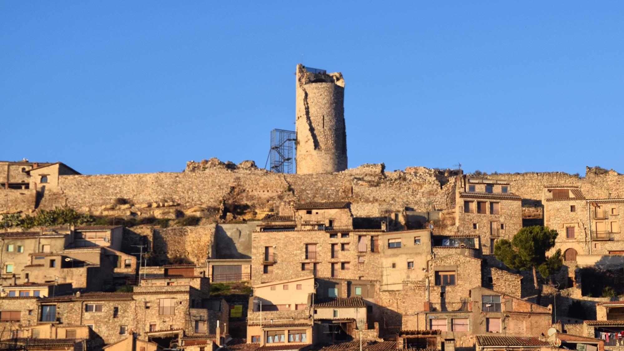 Castillo de Guimerà