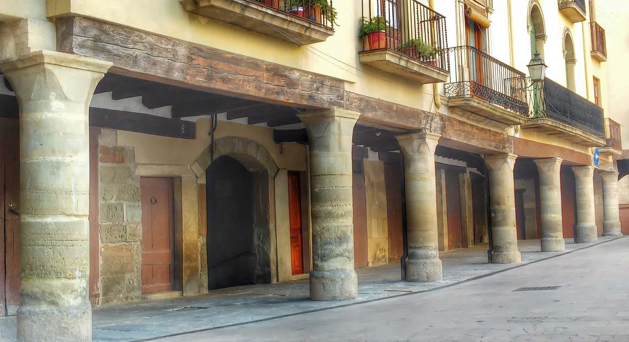 Espace plaça Major