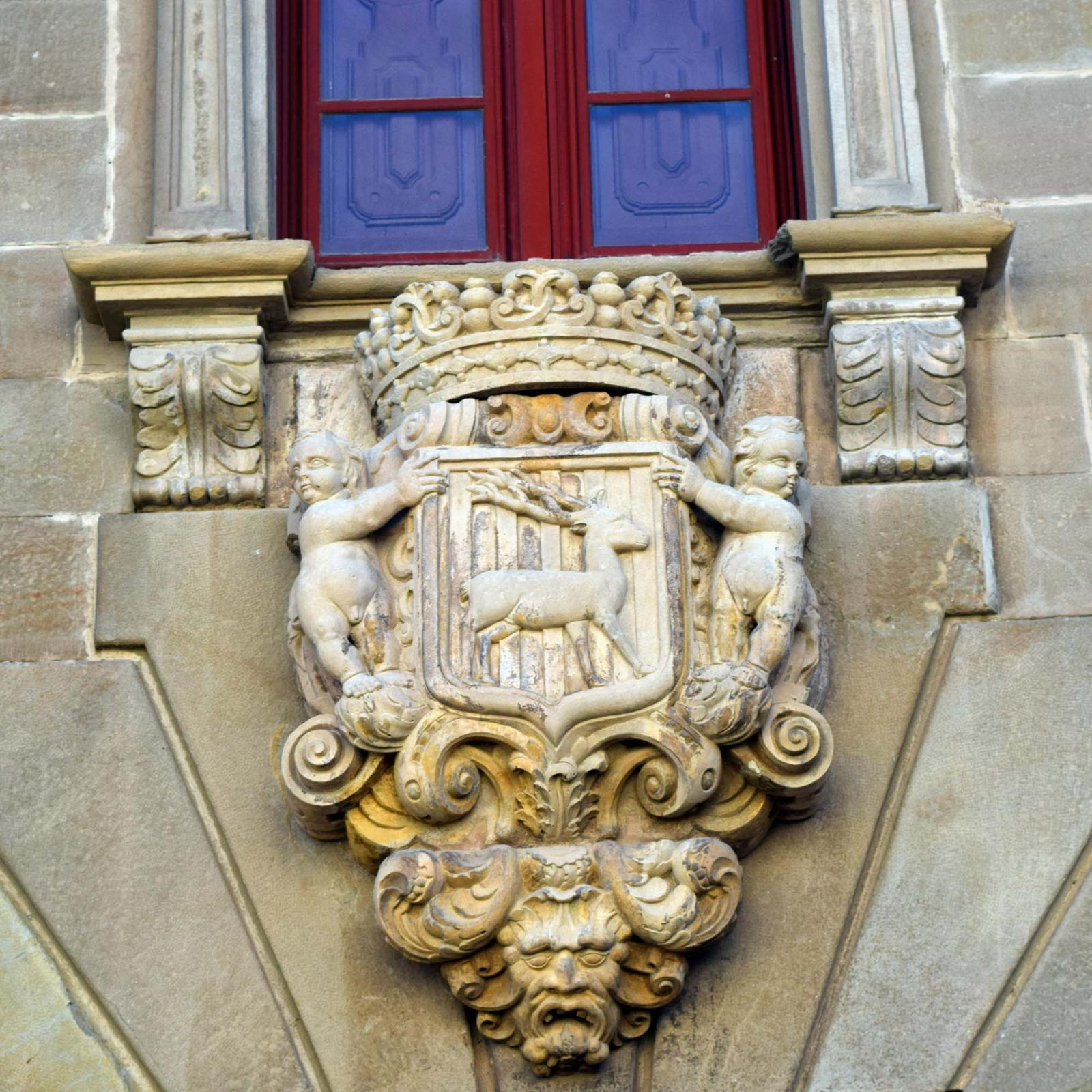 Edificio  Paeria