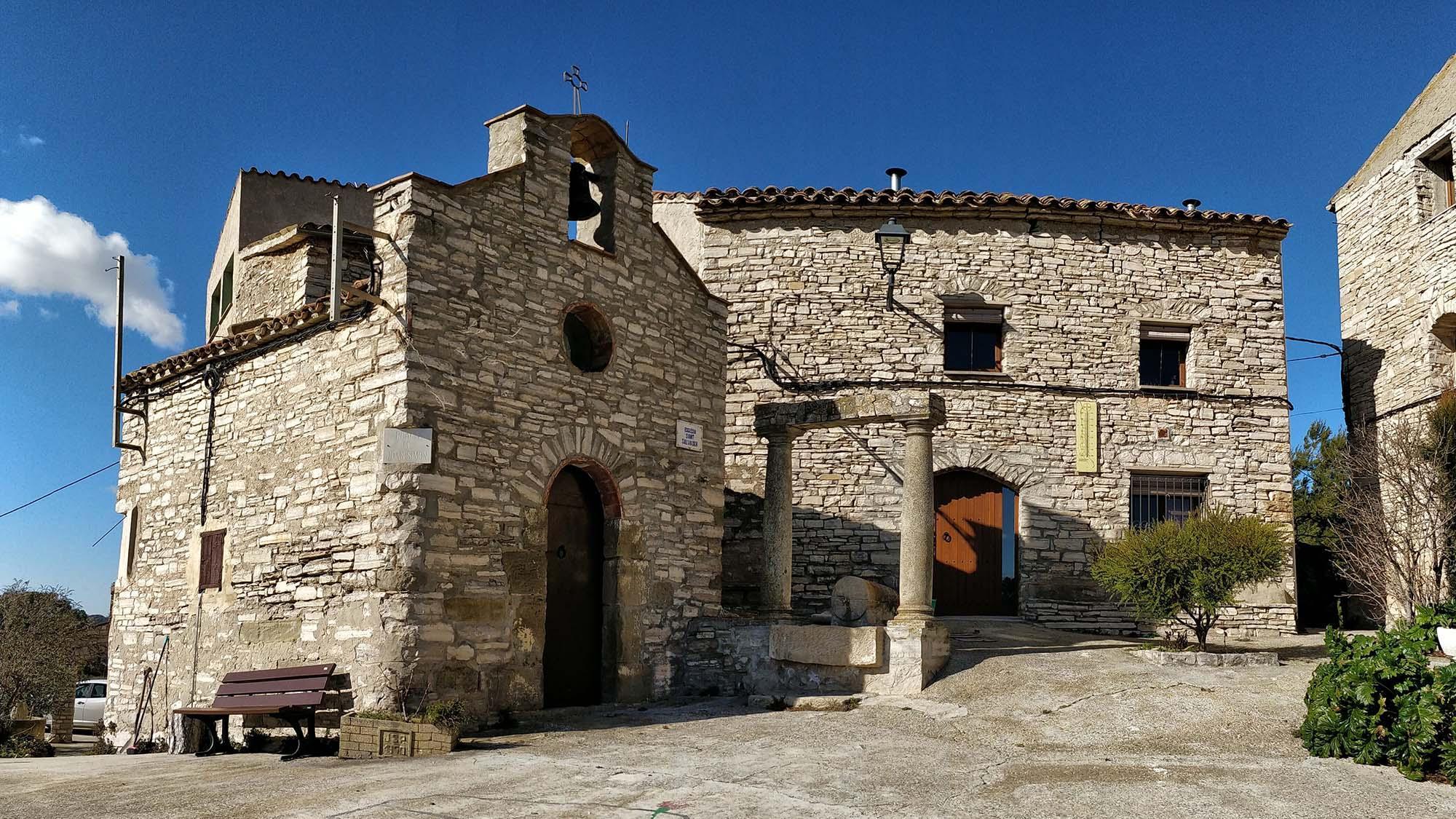 Chapelle Sant Salvador