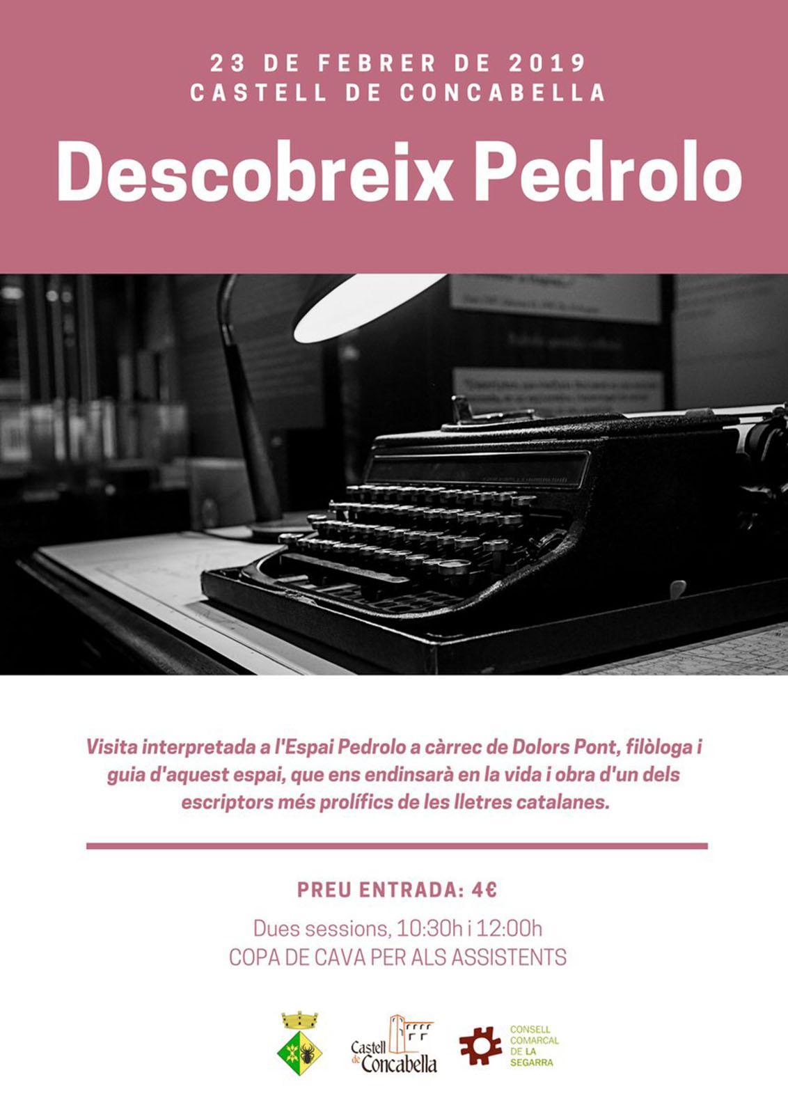 Visita interpretada a l'Espai Pedrolo