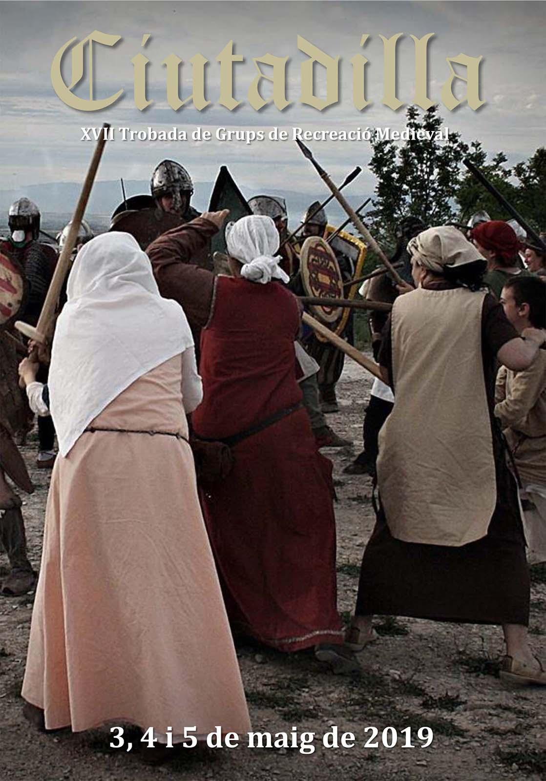Ciutadilla medieval 2019