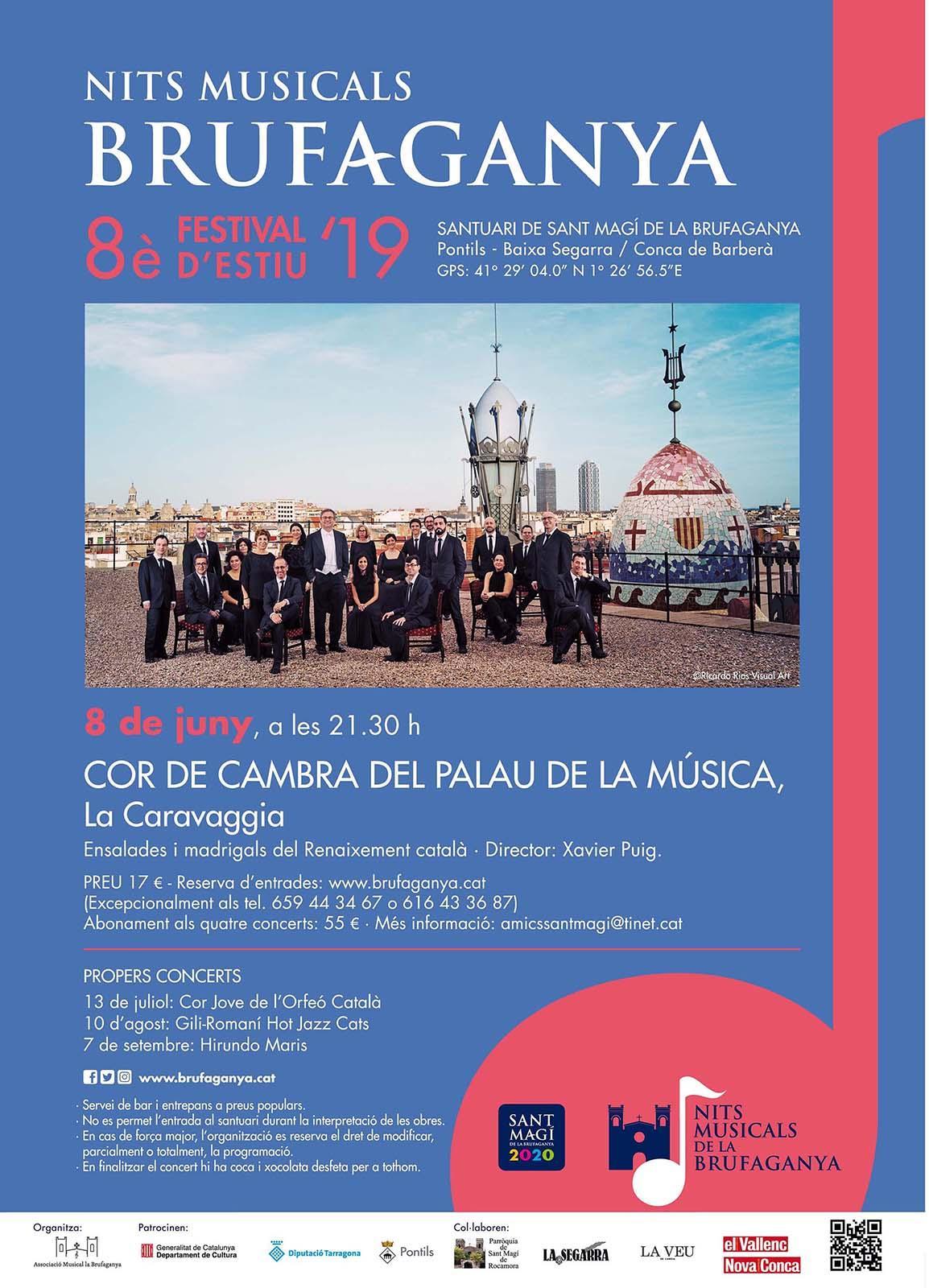 Ensalades i madrigals del Renaixement català (Nits Musicals de la Brufaganya)