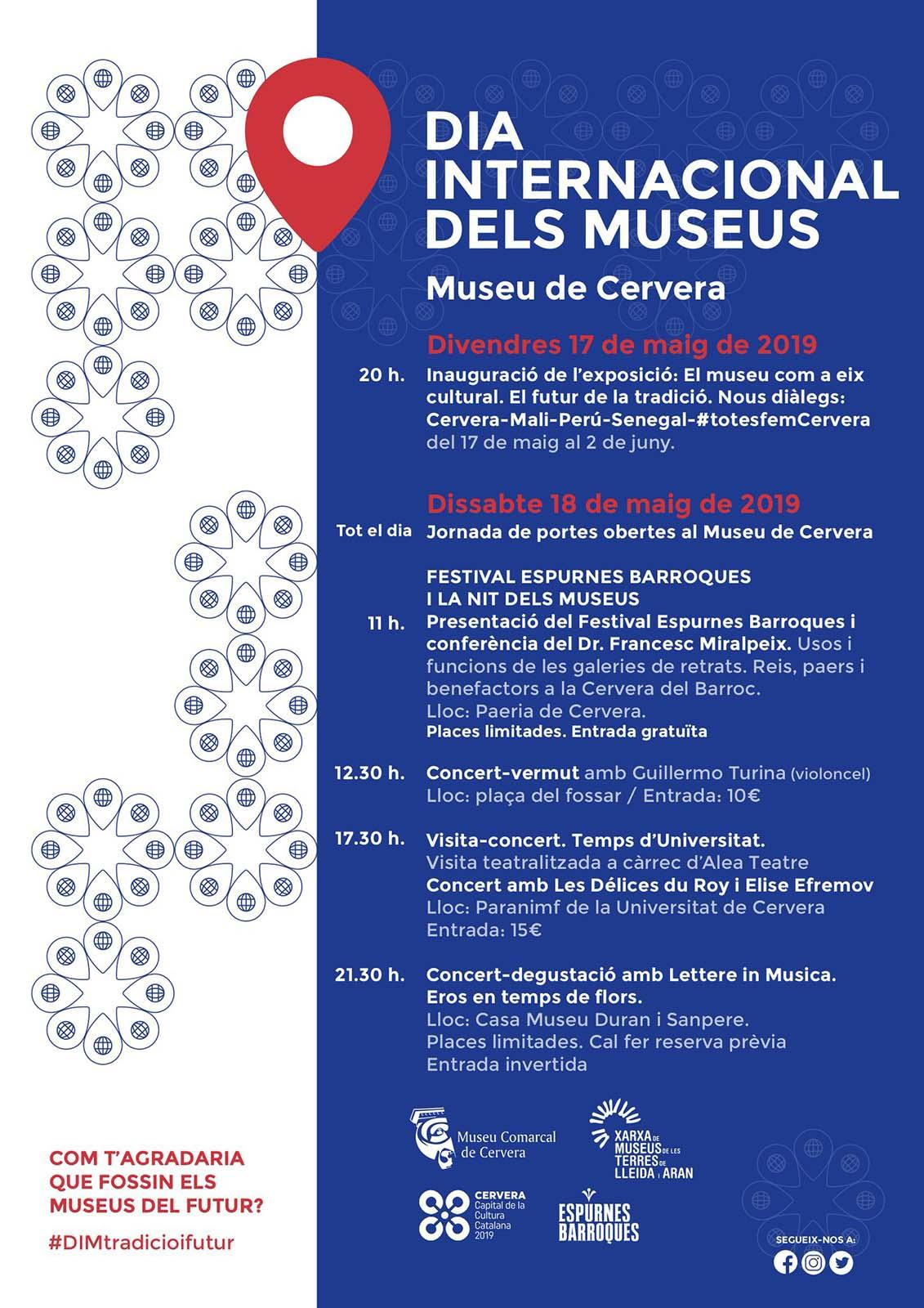 Dia Internacional dels Museus 2019
