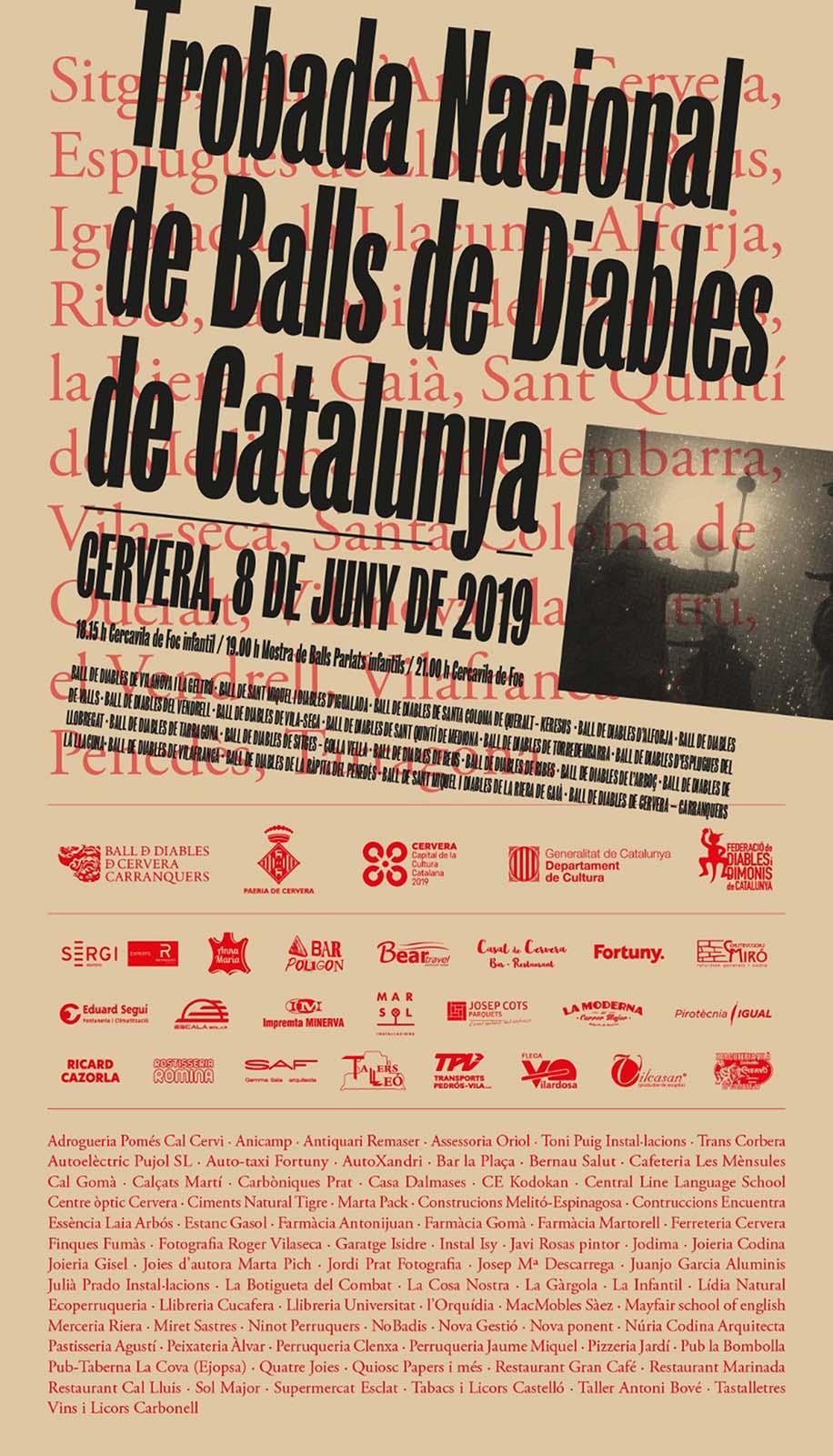 Trobada Nacional de Balls de Diables de Catalunya