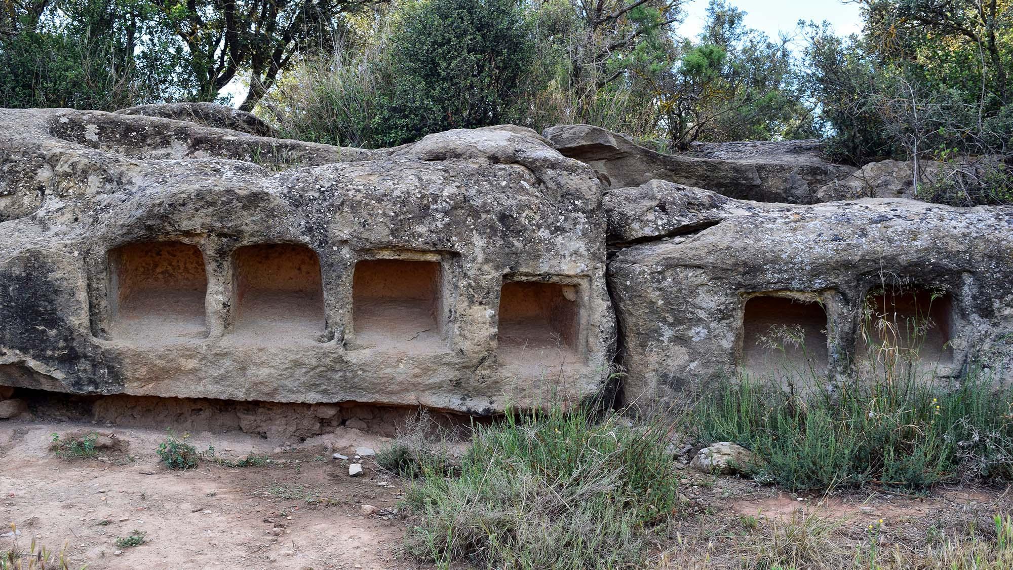 Jaciment romà de Columbari