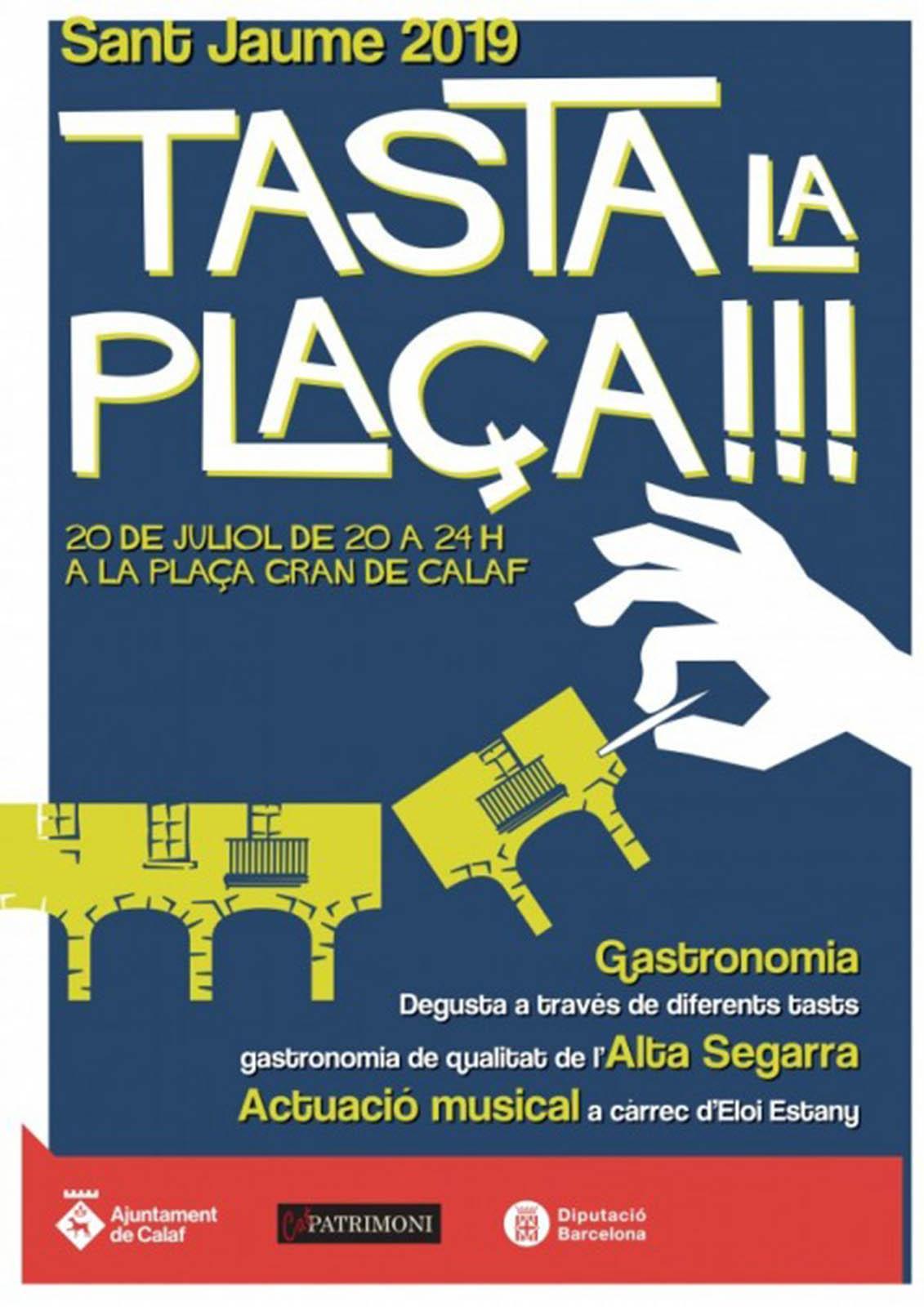 V Tasta la plaça Calaf