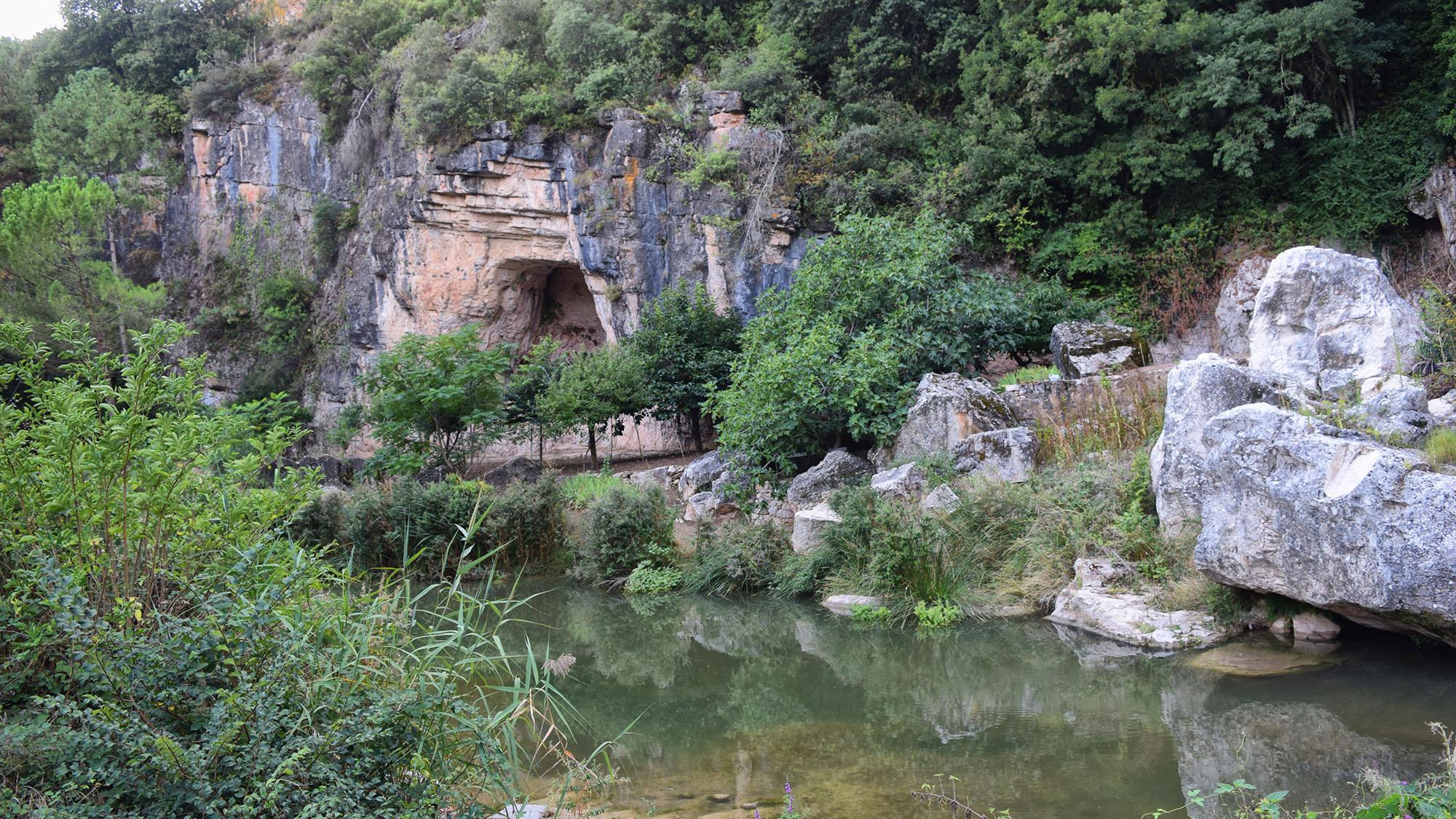 Espai fluvial  Ribera del Gaià