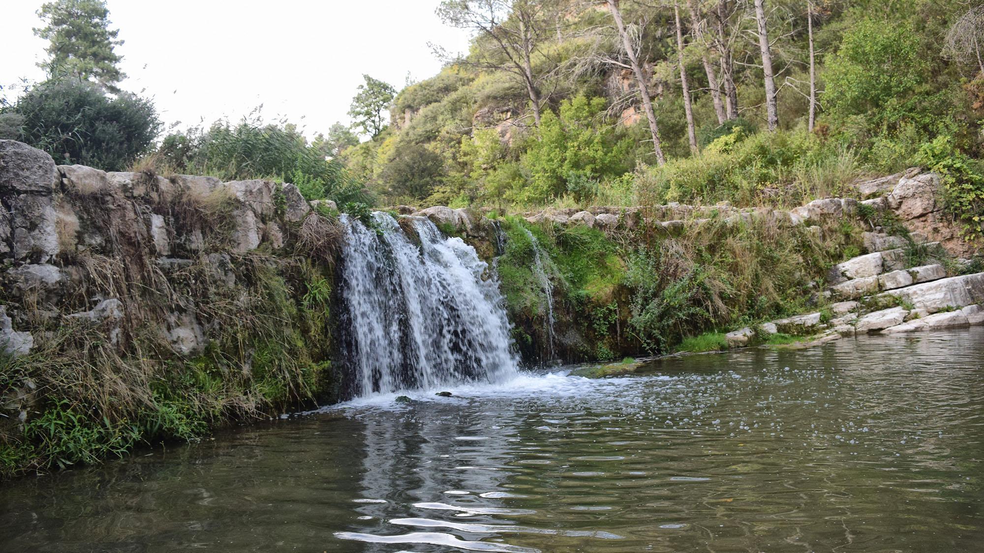 Espai fluvial  Resclosa del molí d'en Soler