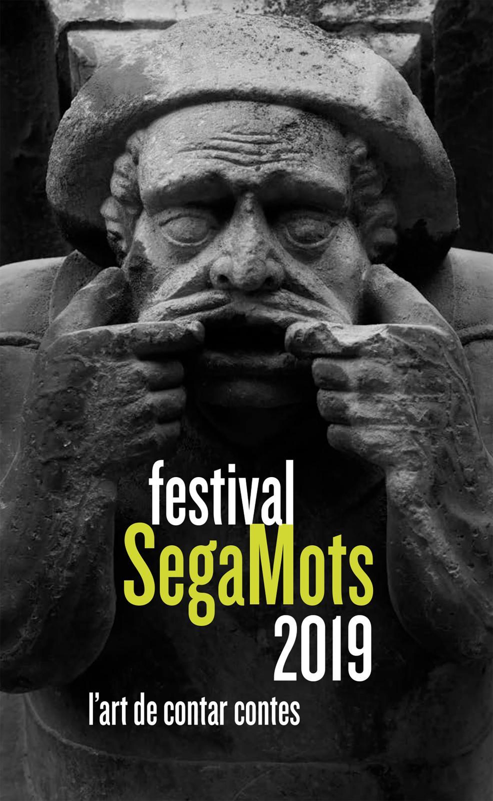 cartell Festival SegaMots 2019