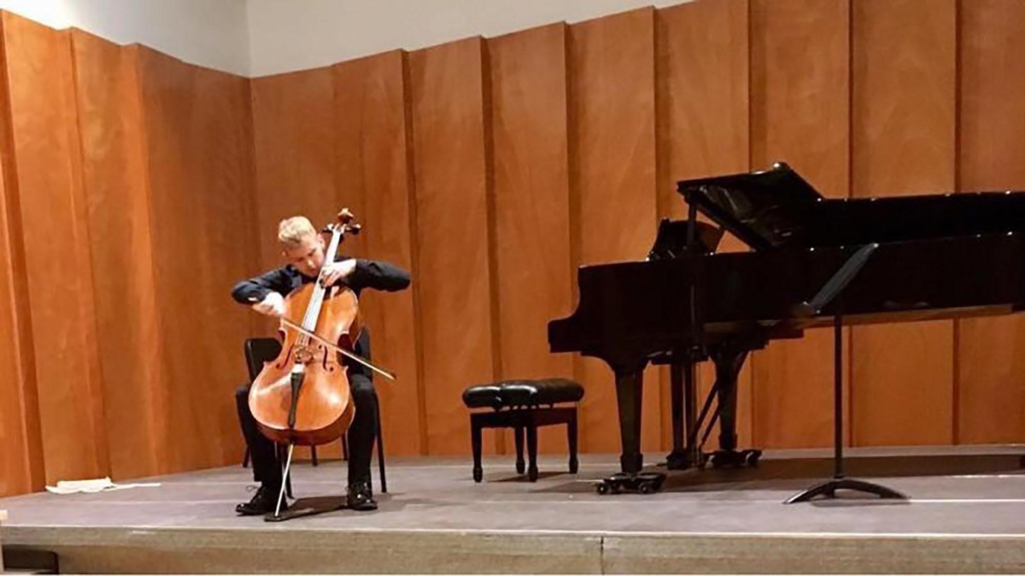 Concert de música de cambra a Cervera