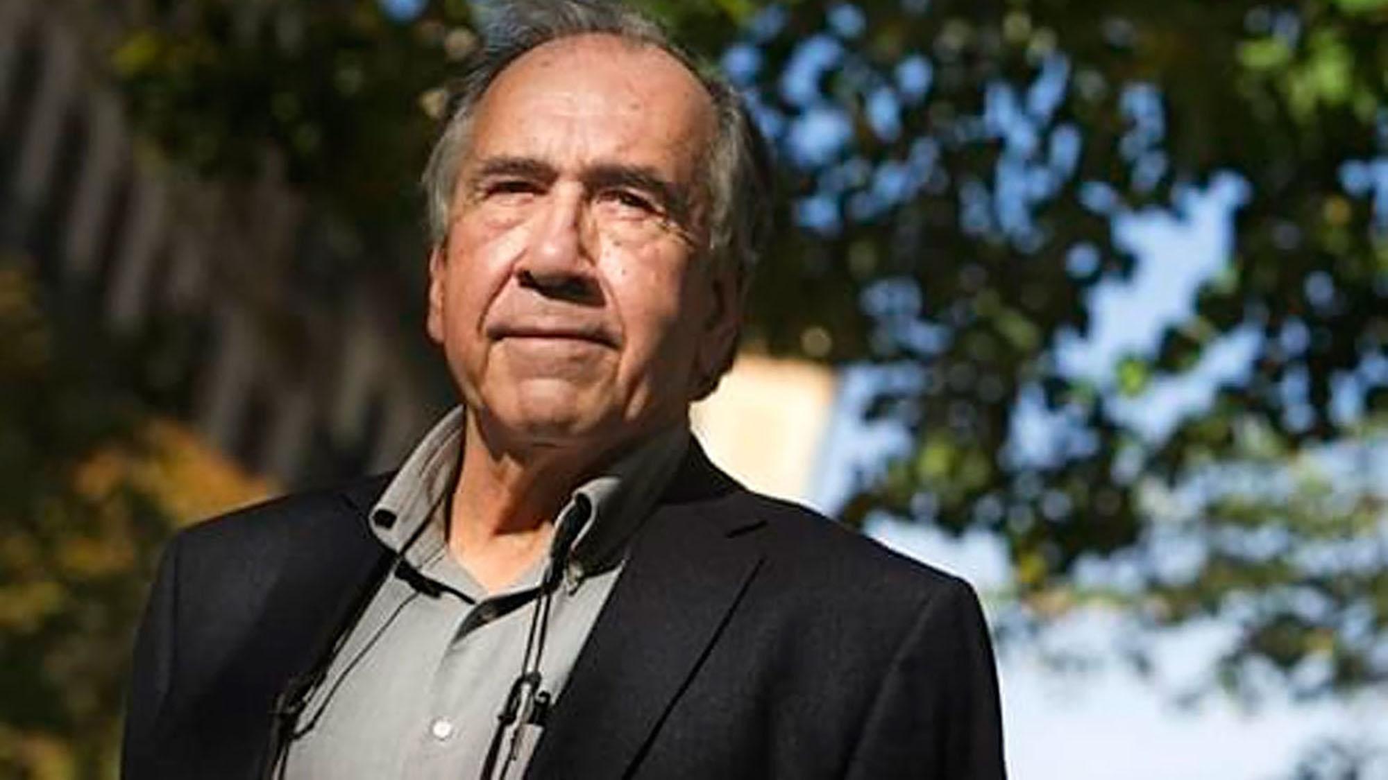 El poeta segarrenc Joan Margarit, Premi Cervantes 2019