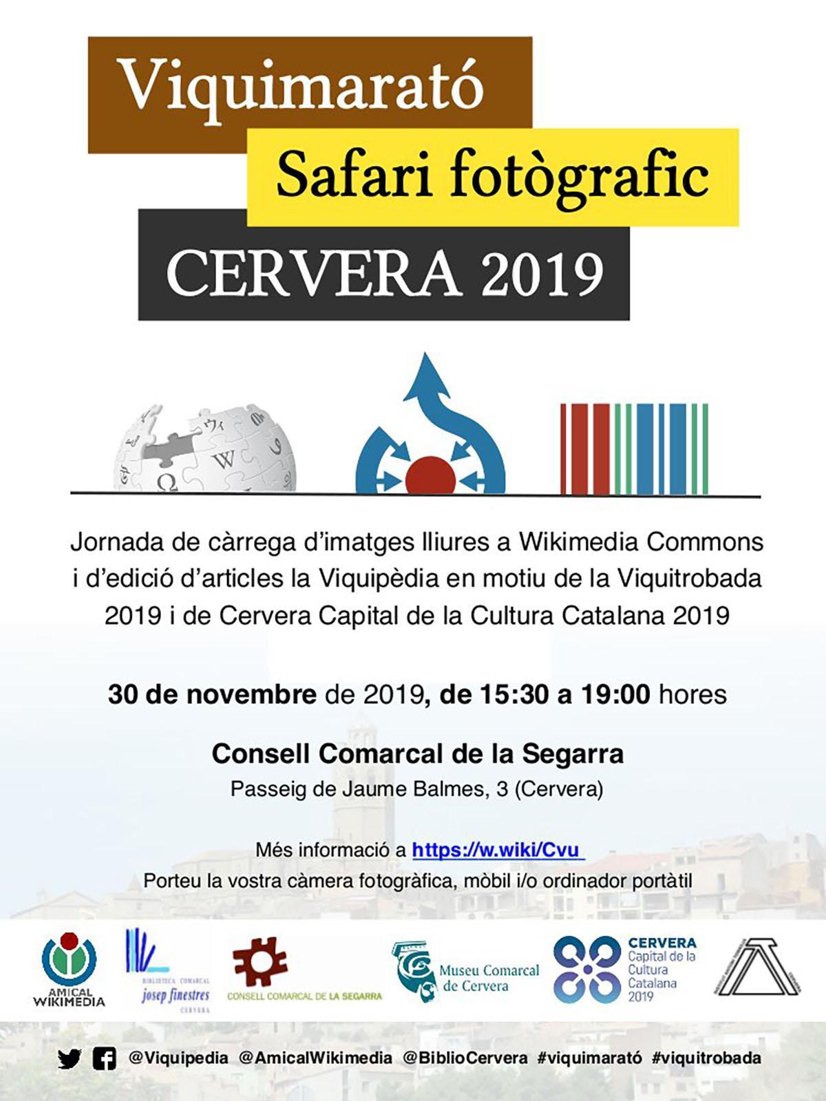cartell Viquitrobada 2019