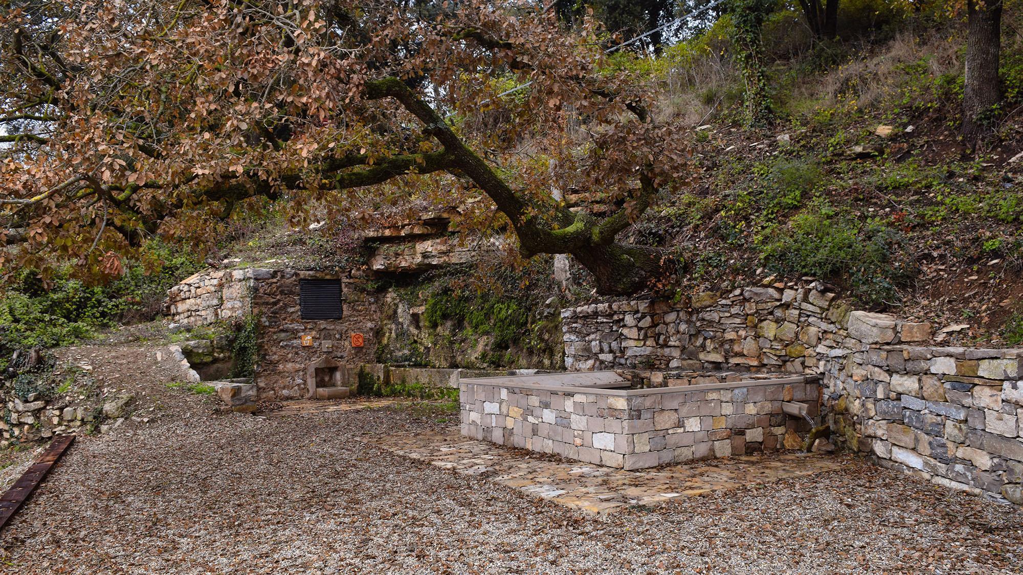 Font de La Llavinera