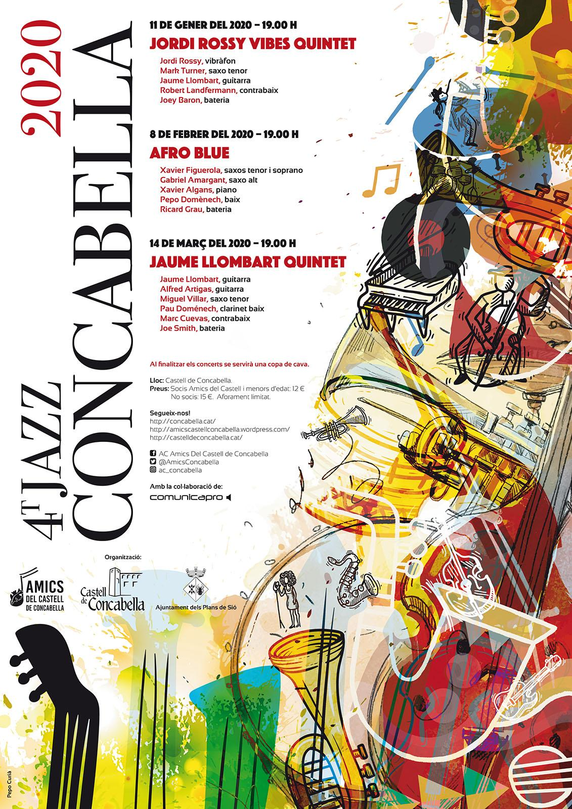 IV JazzConcabella 2020