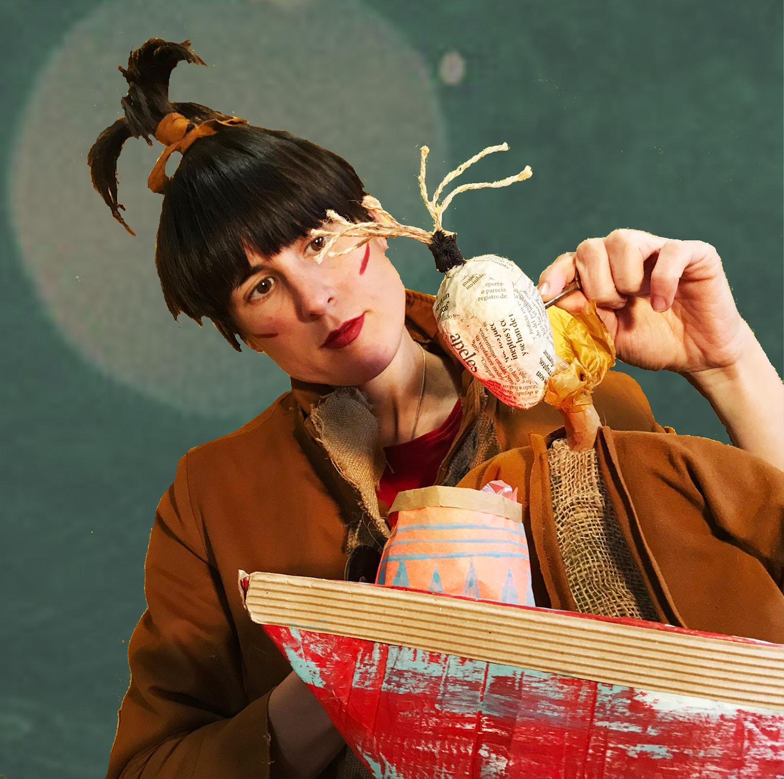cartell Espectacle infantil 'Hai, la pescadora de somnis'