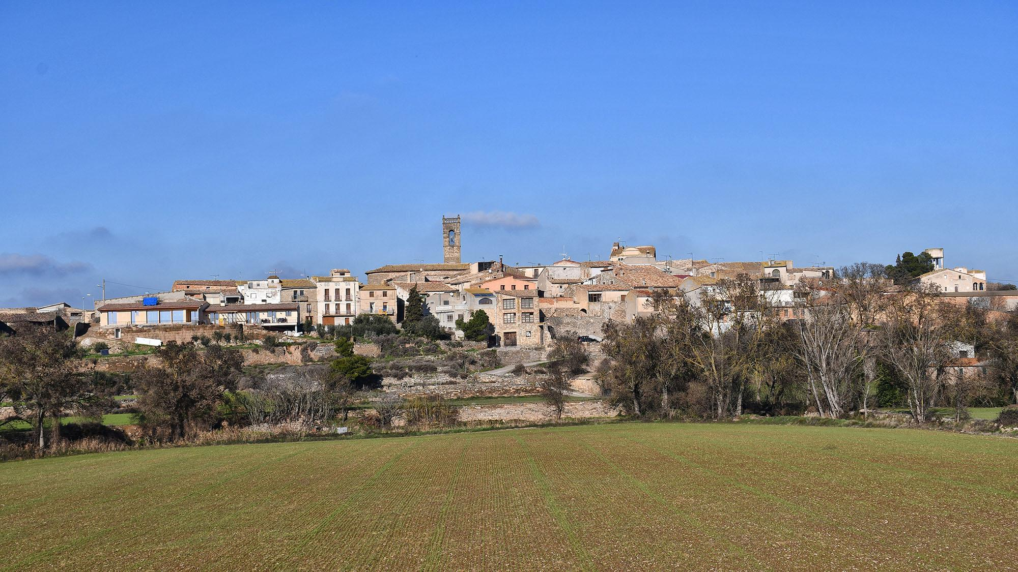 Itinéraire à Pied Torrefeta