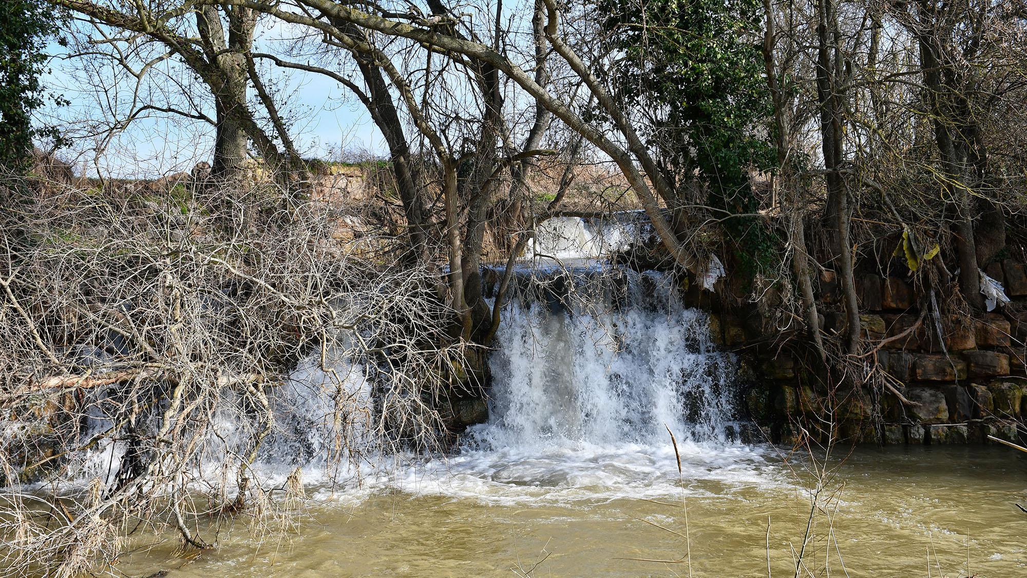 Espacio fluvial Peixera de Sedó