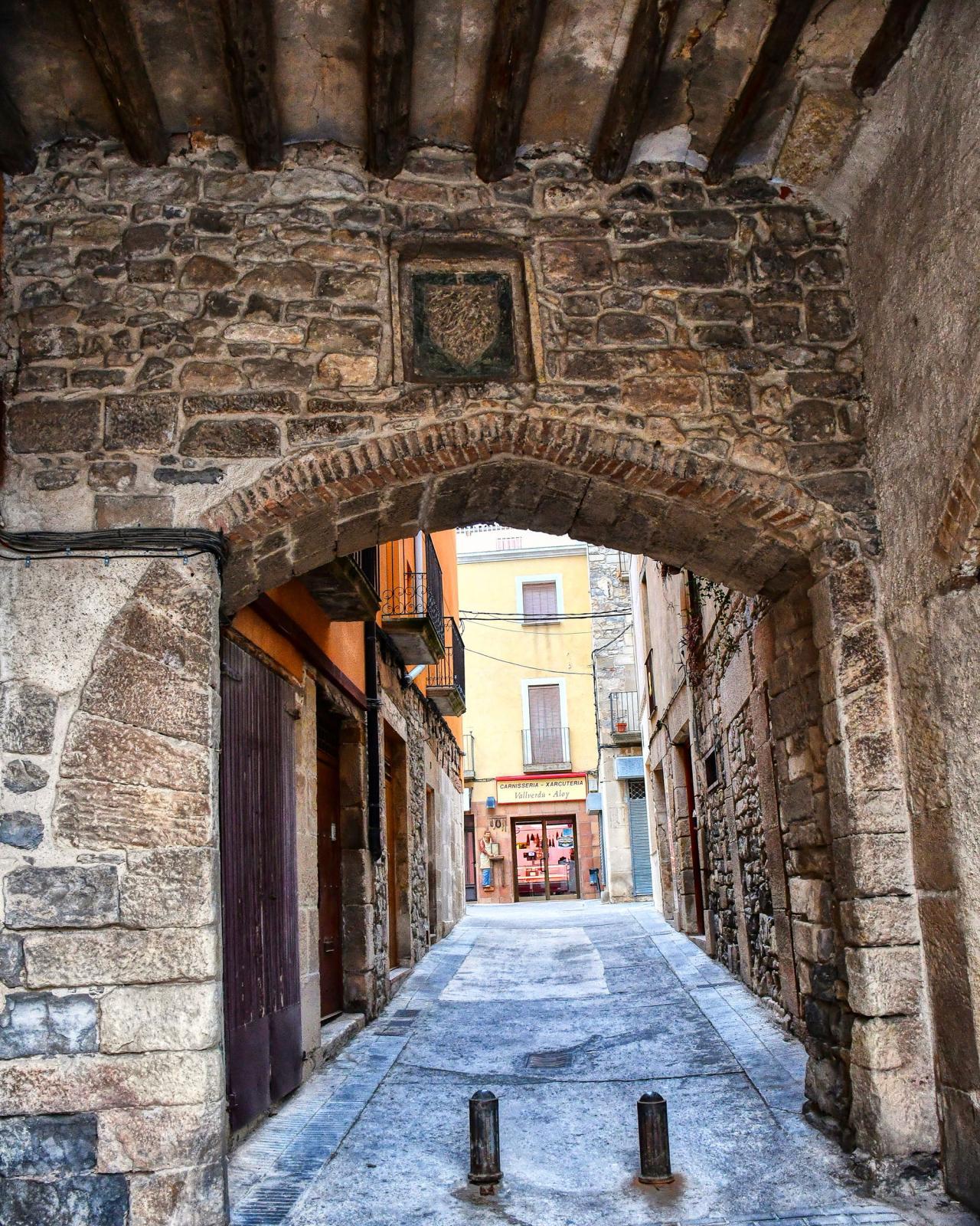 Portal de Guimerà