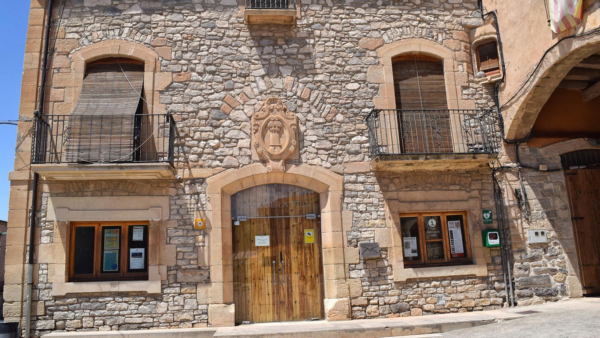 Edifici  Casa de la Vila