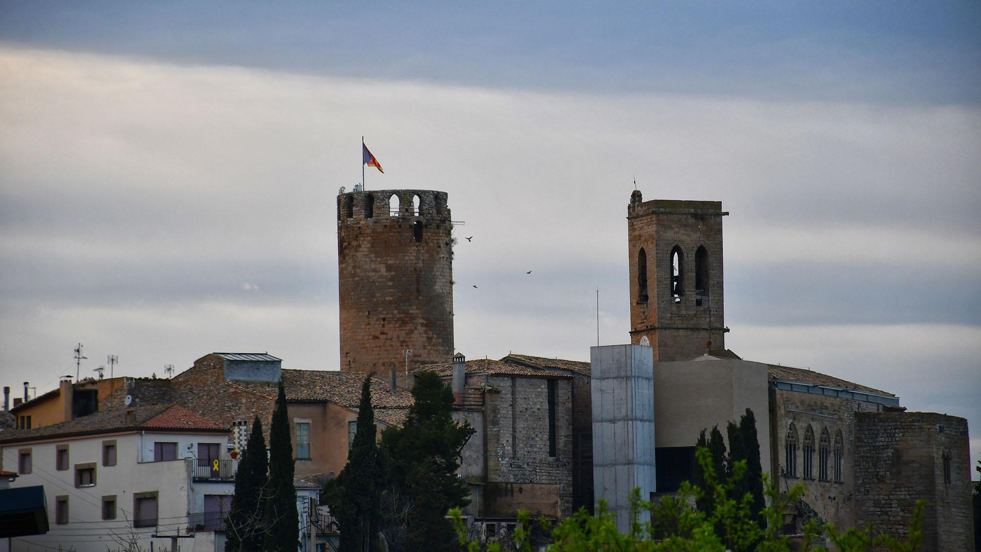 Castle of Verdú