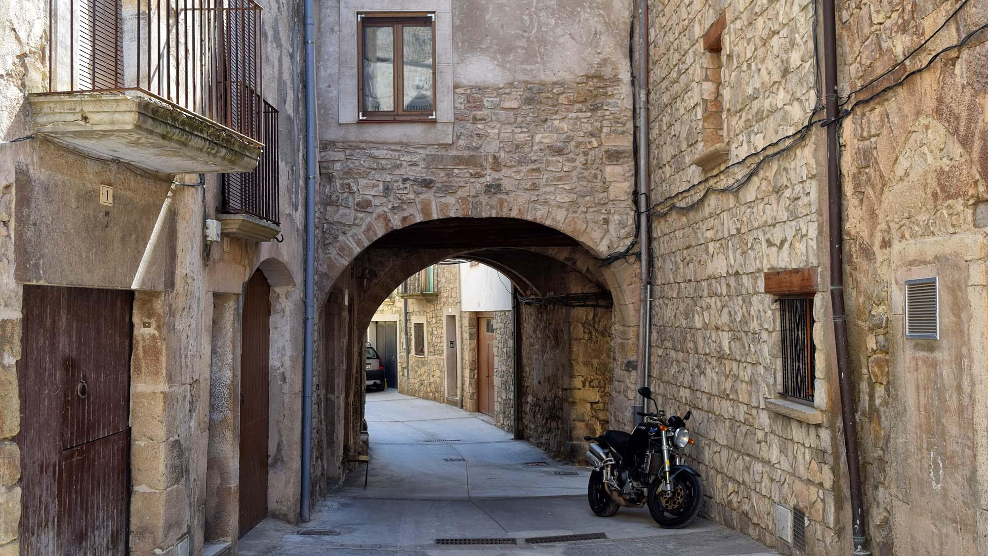 Casco antiguo Portals i carrers