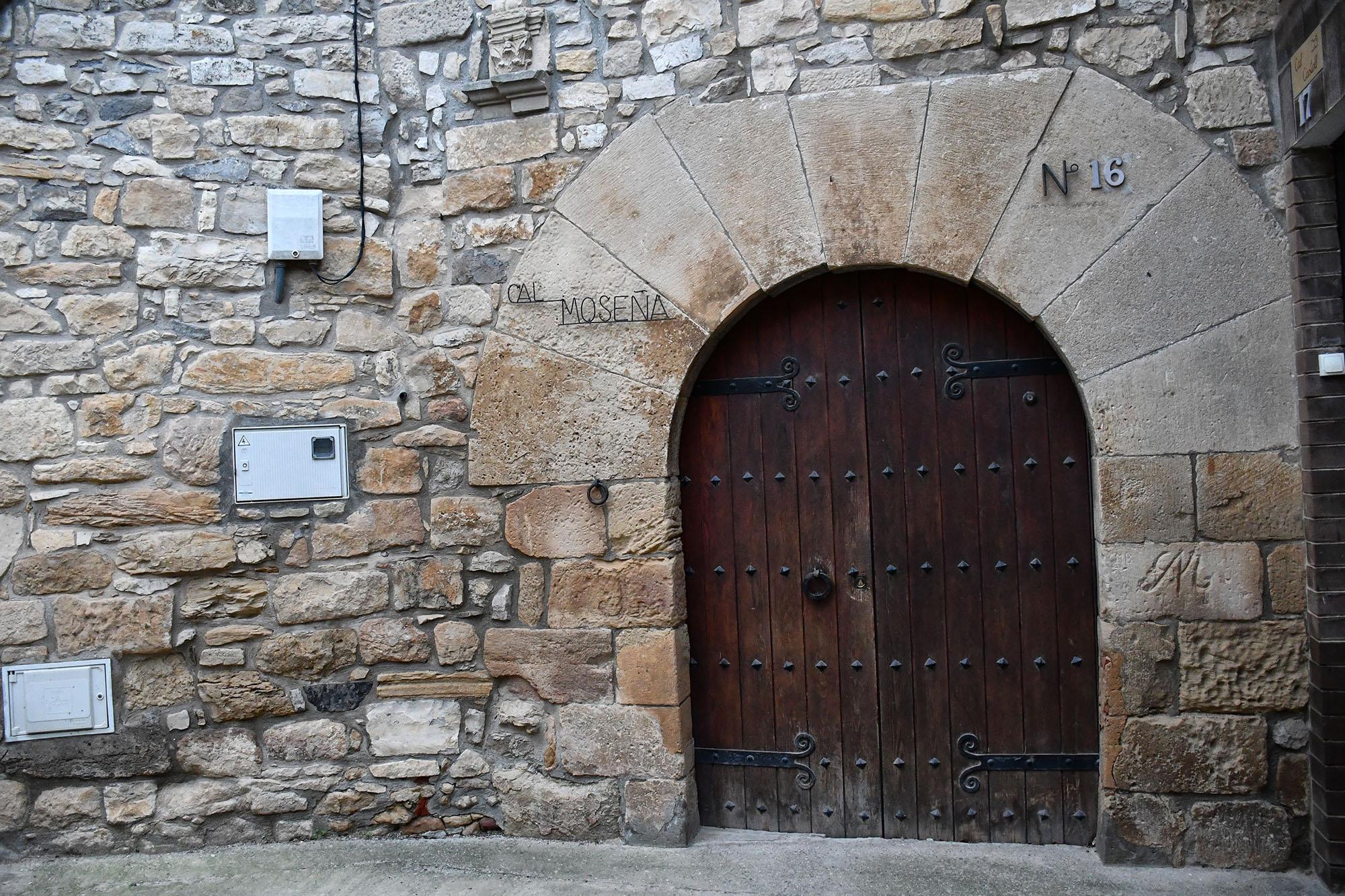 Castillo Cal Mosenya