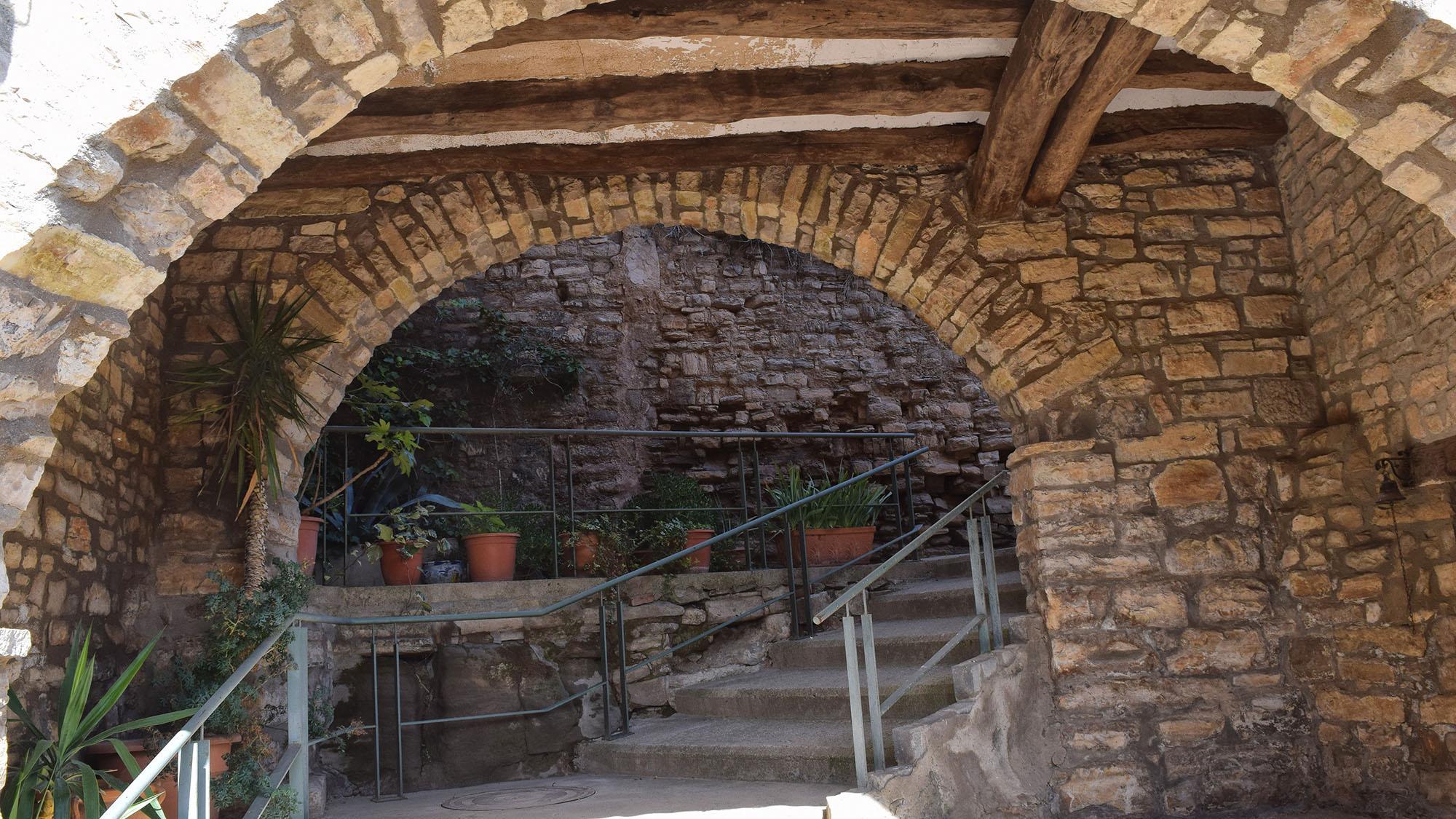 Vieille ville  Carrers i portal