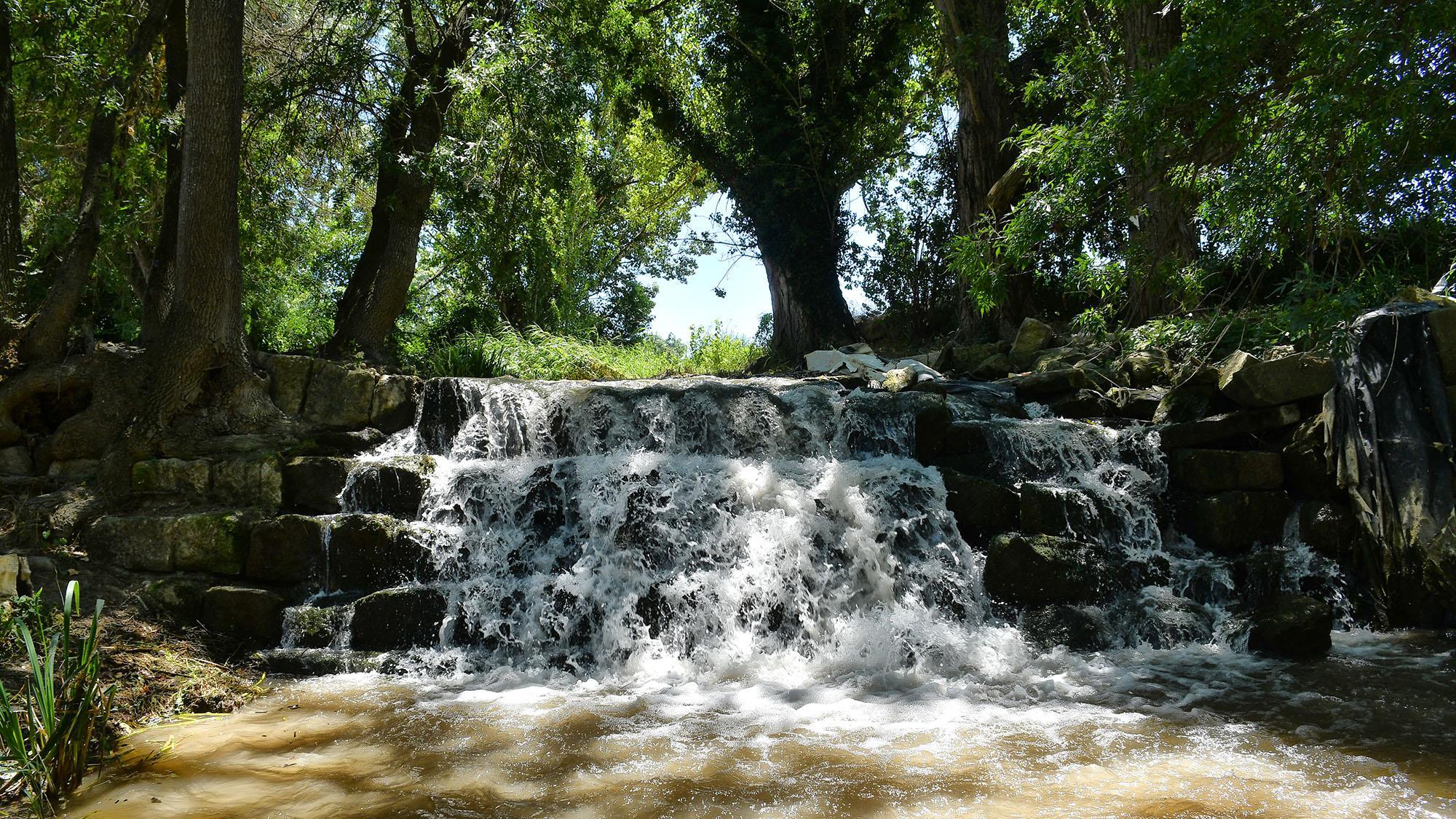 Fluvial space Peixera de Ratera