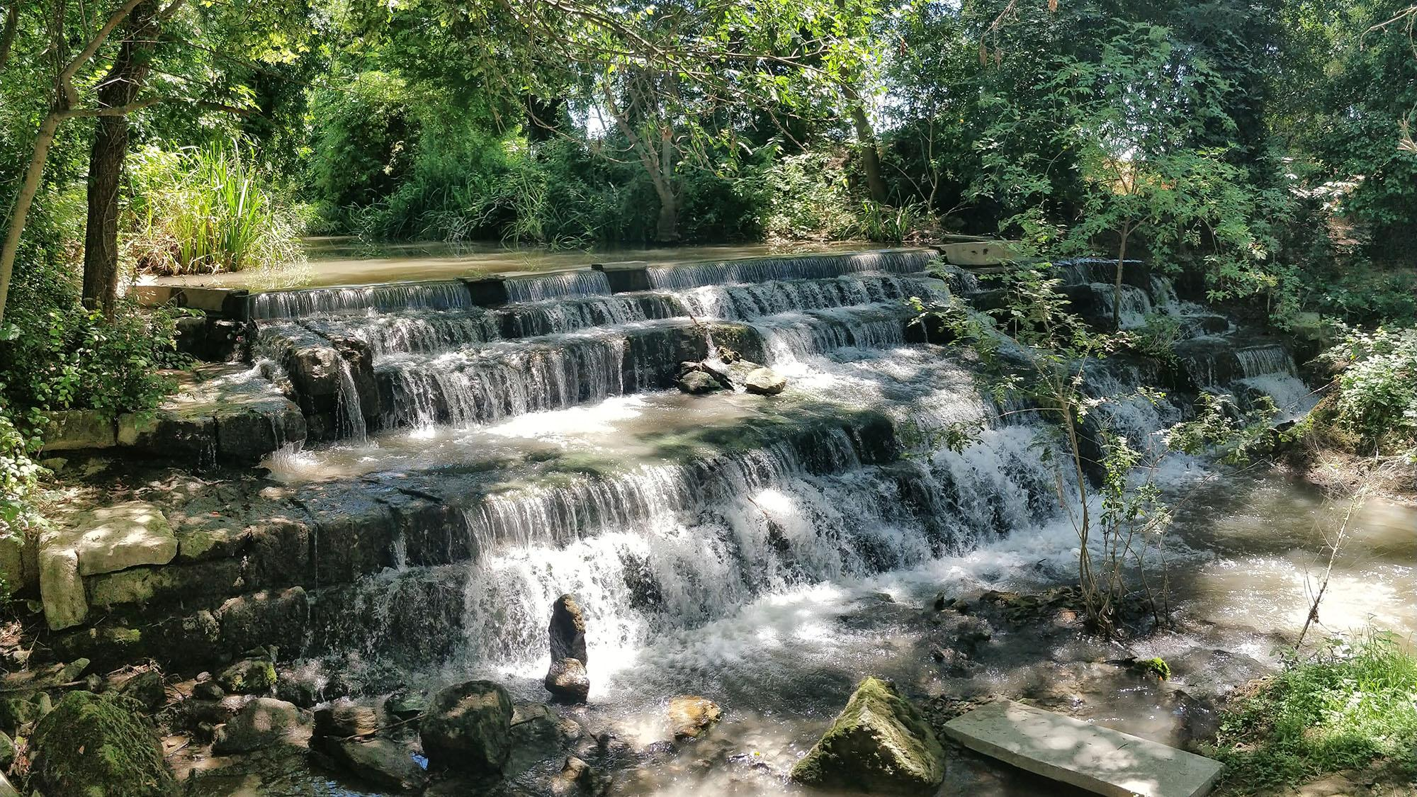 Espacio fluvial  Peixera d'Hostafrancs