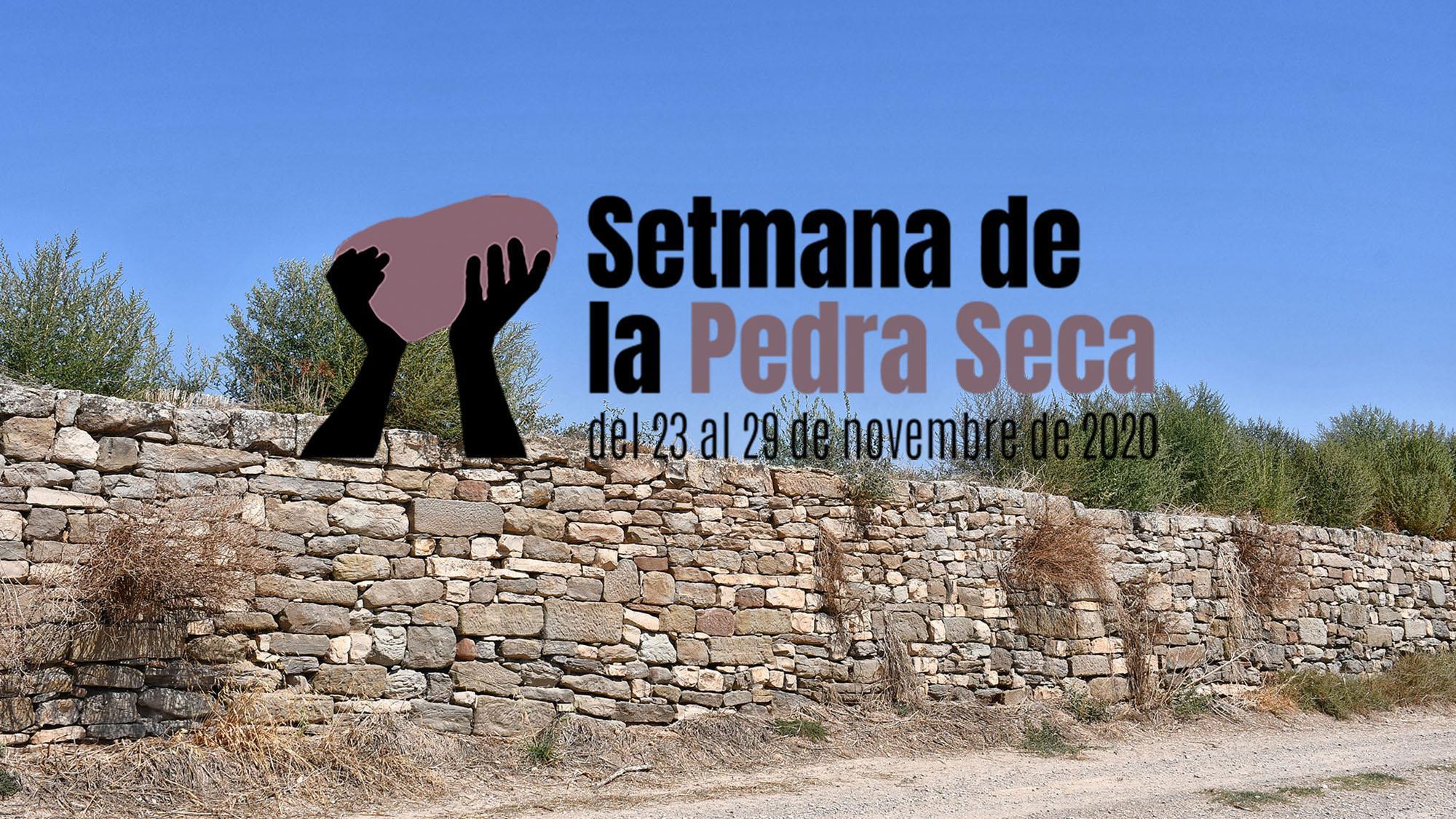 Neix la Setmana de la Pedra Seca per reivindicar el patrimoni etnològic de Catalunya