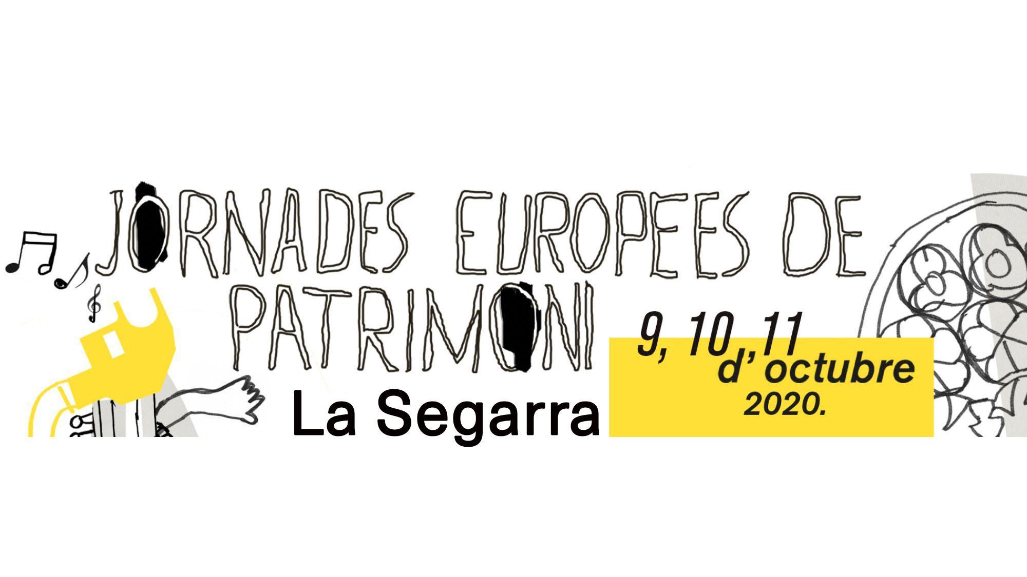 Jornades Europees del Patrimoni 2020