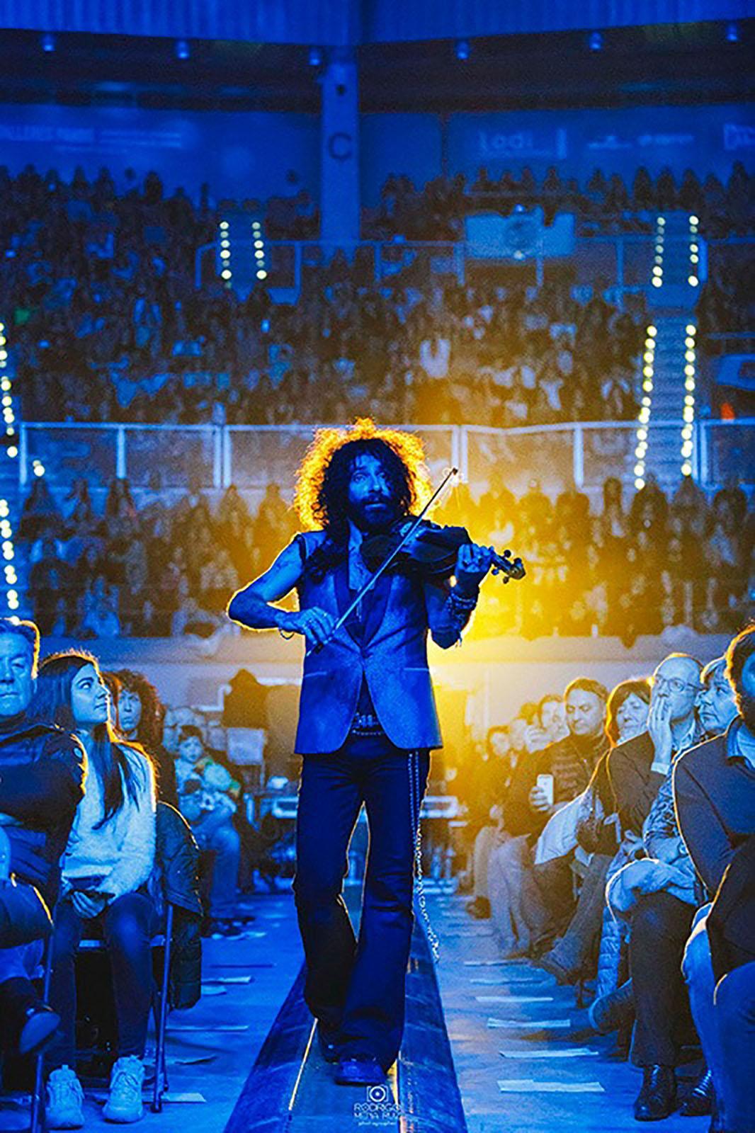 cartell Concert 'Ara Malikian'