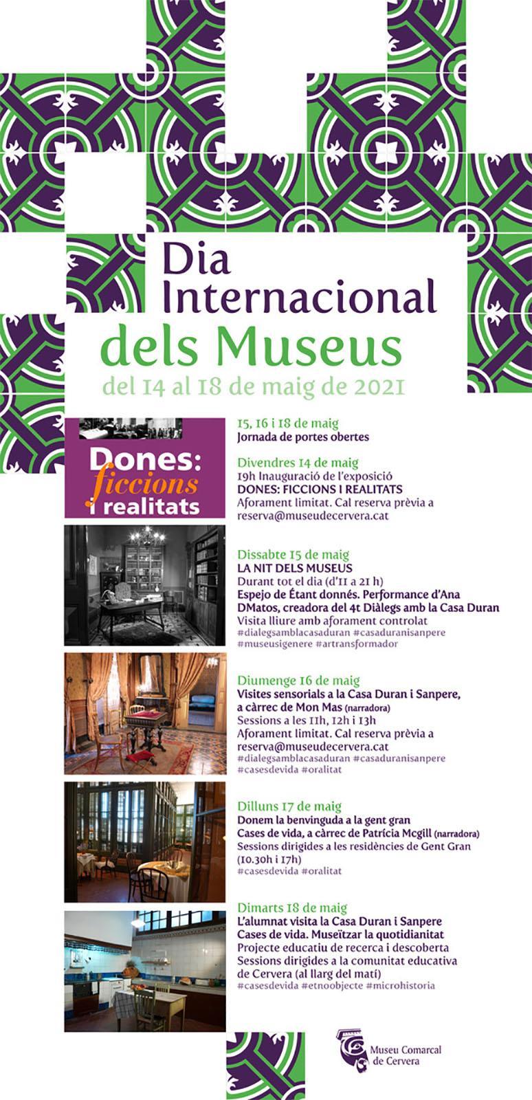 Dia Internacional dels Museus a Cervera