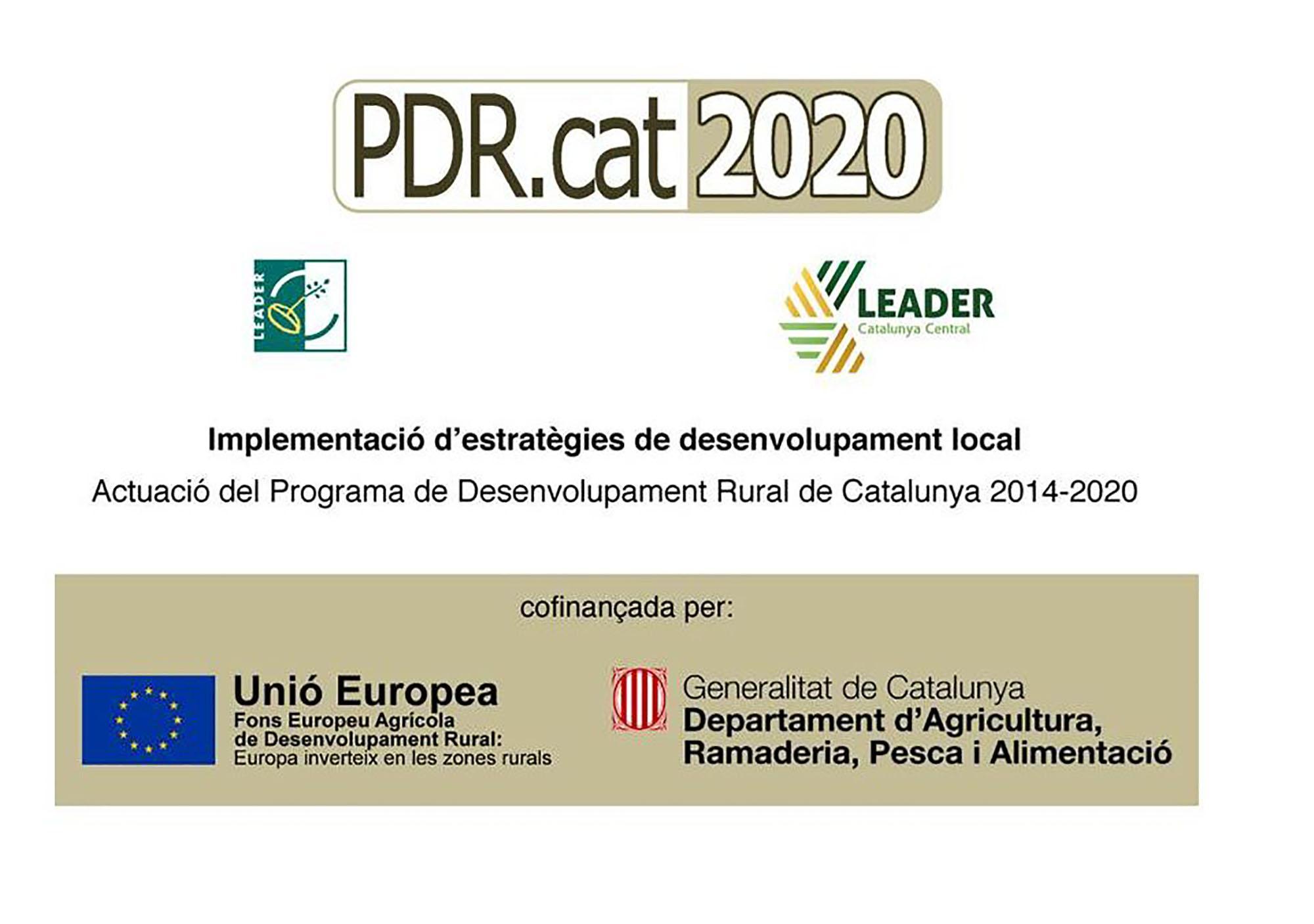 776.484 euros d'ajut Leader per a 30 projectes empresarials de la Catalunya Central