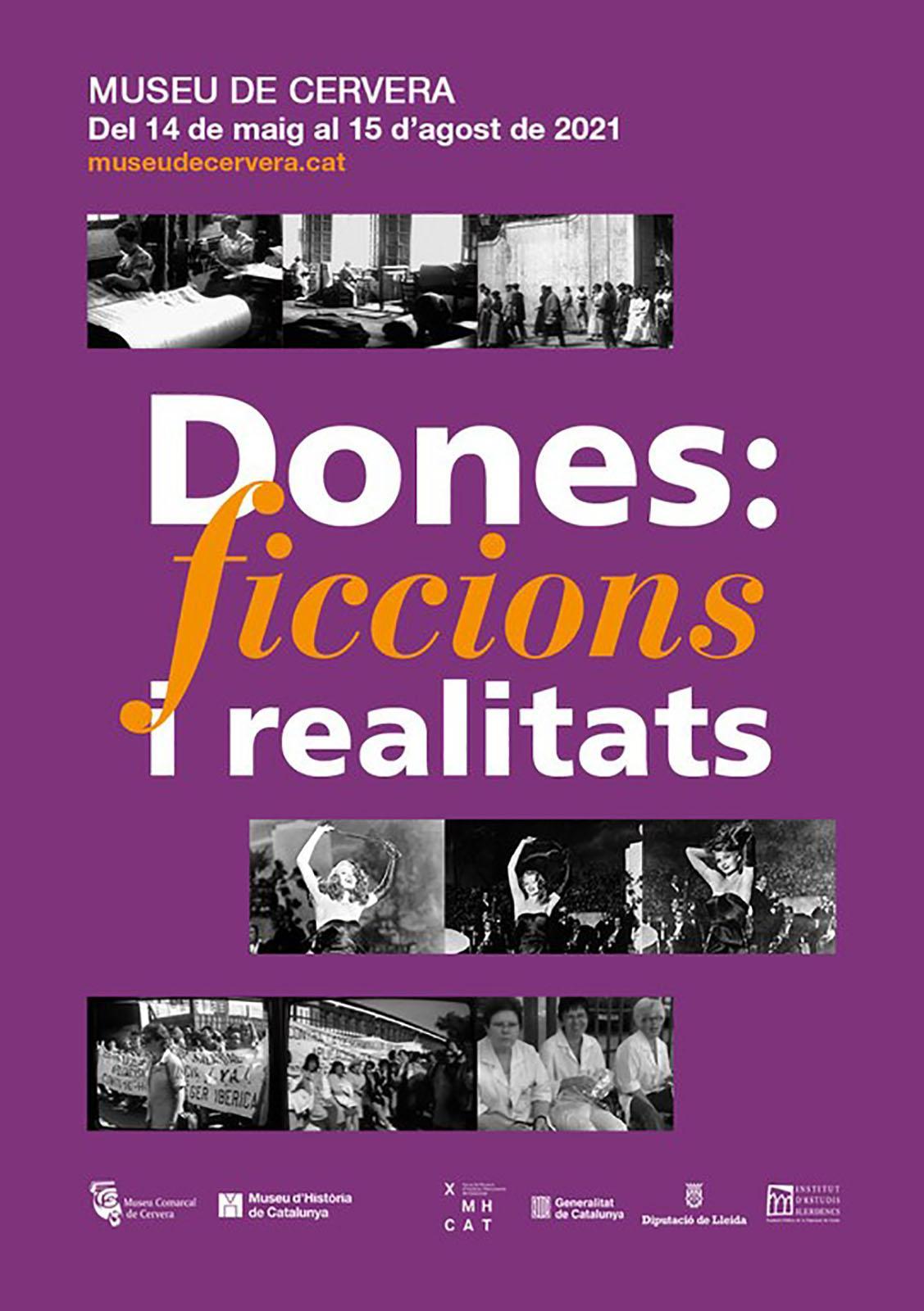 Exposició 'Dones: ficcions i realitats'