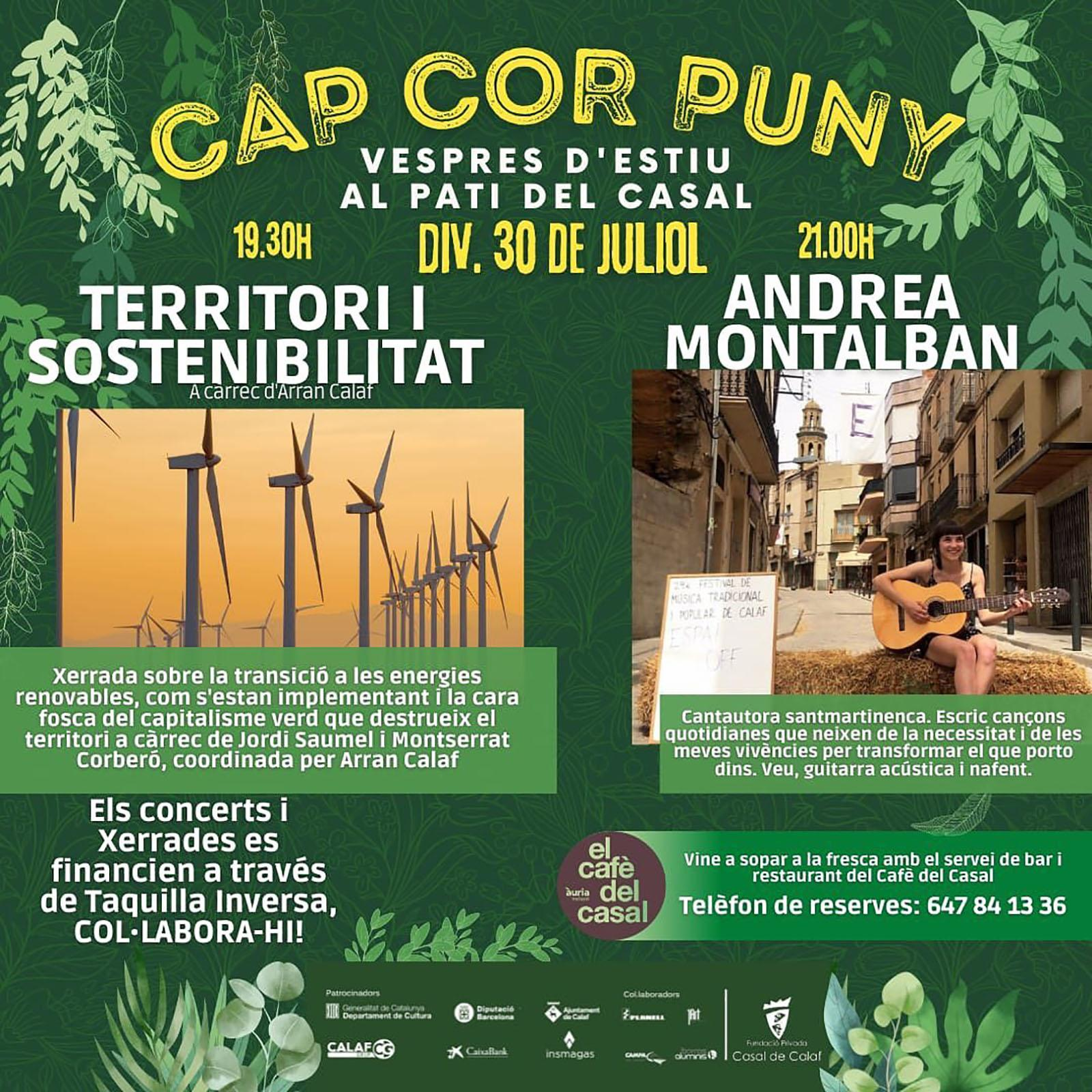 cartell Cap Cor Puny