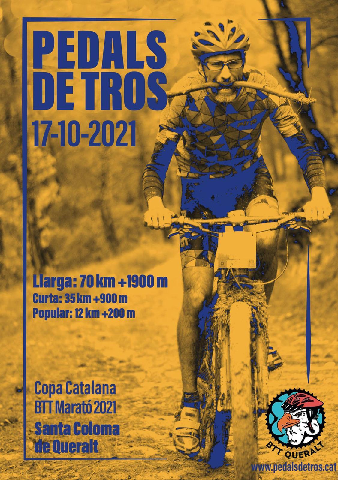 cartell IX Pedals de Tros